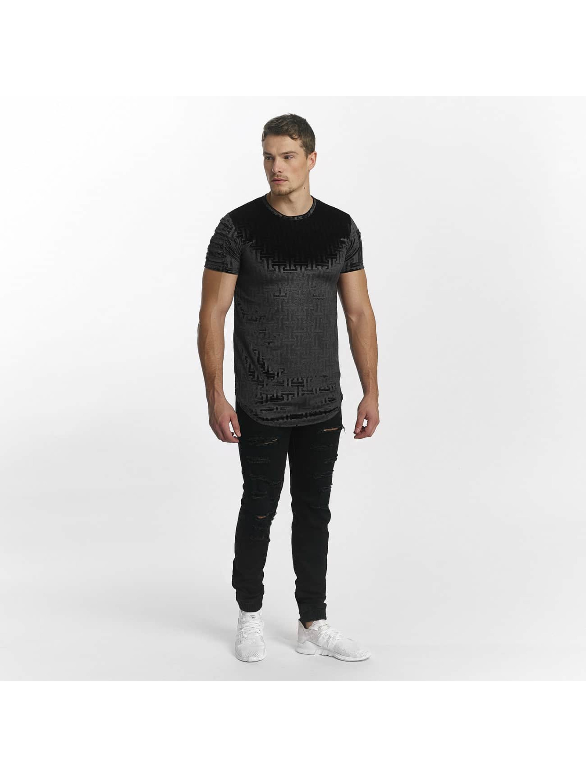 Uniplay T-Shirt Velvet black