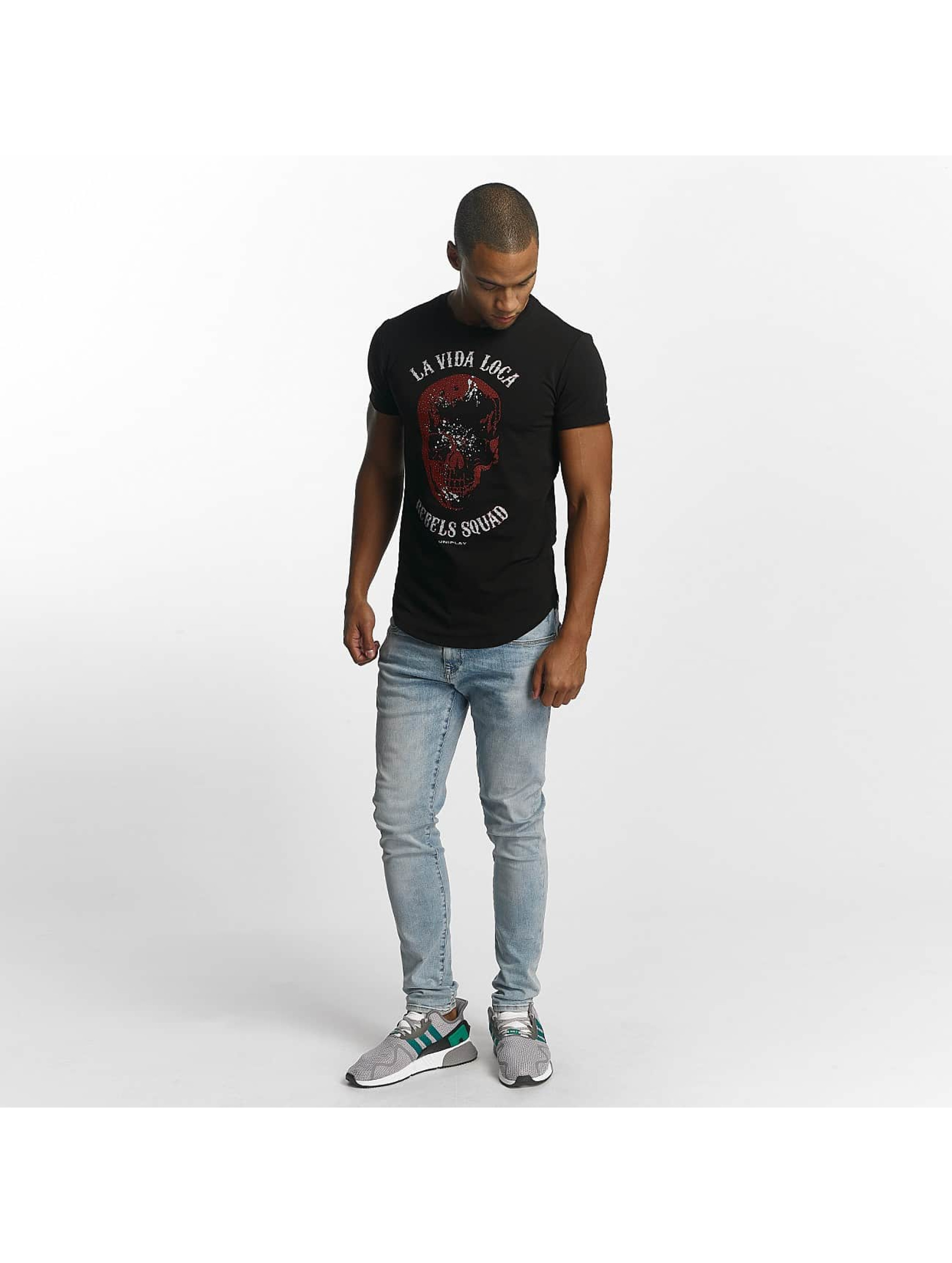 Uniplay T-Shirt Rebels Squad noir