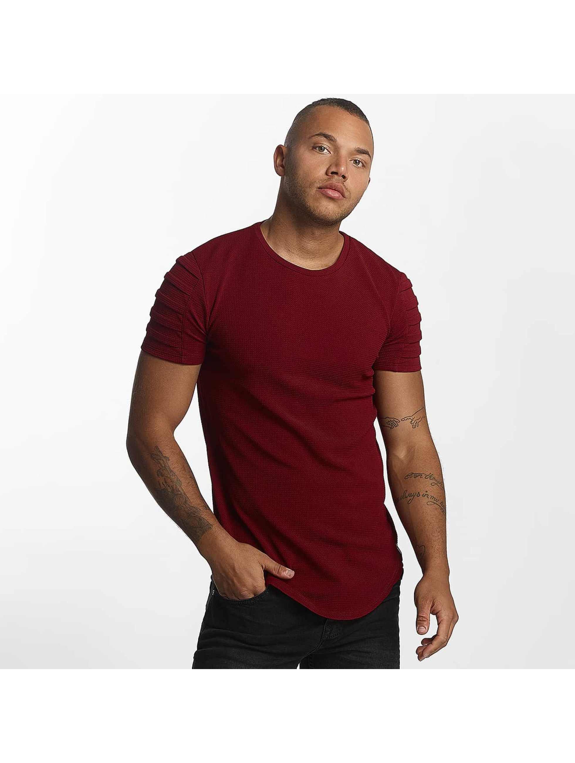 Uniplay T-Shirt Embossed rouge