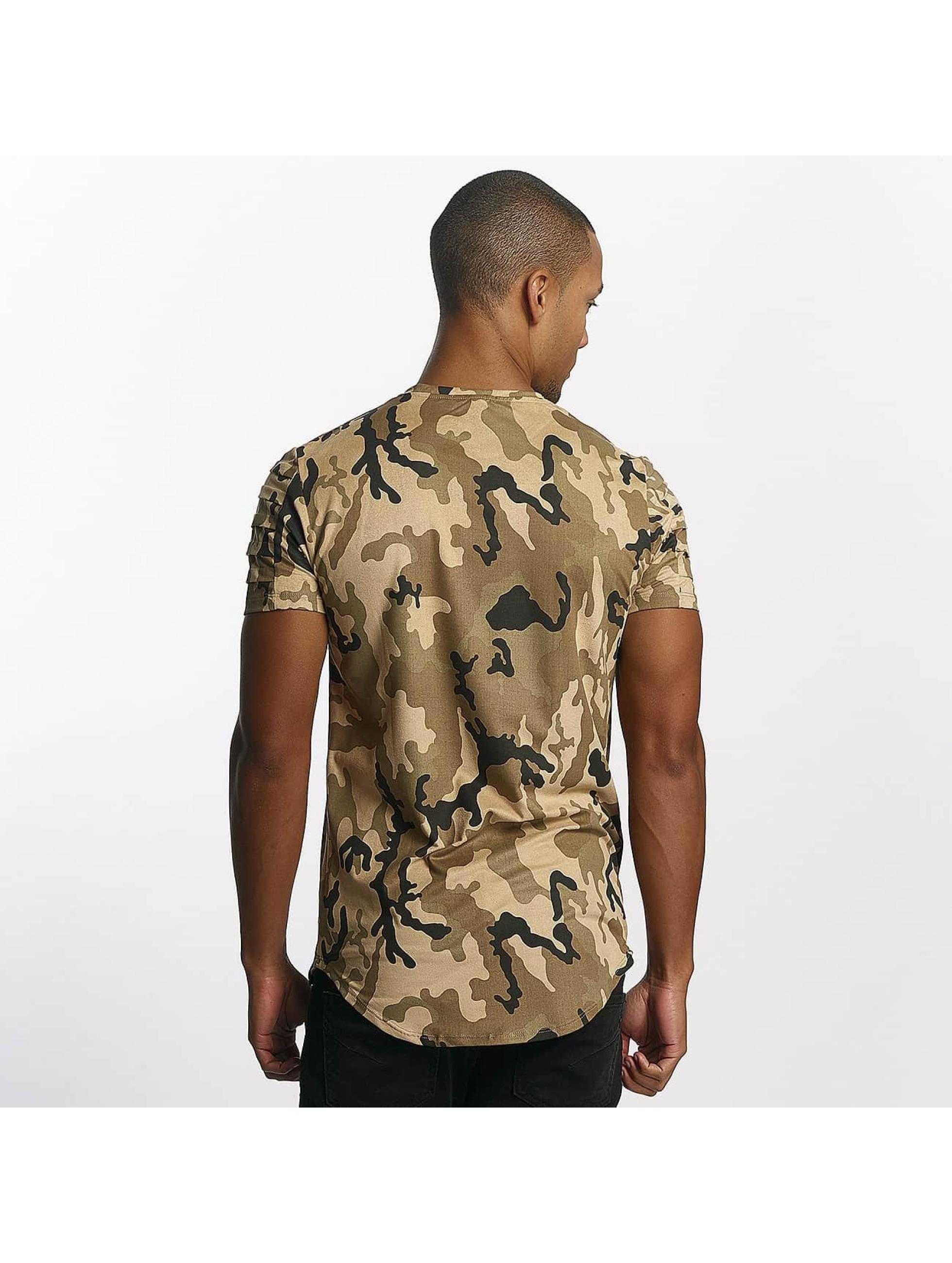 Uniplay T-Shirty Elias bezowy