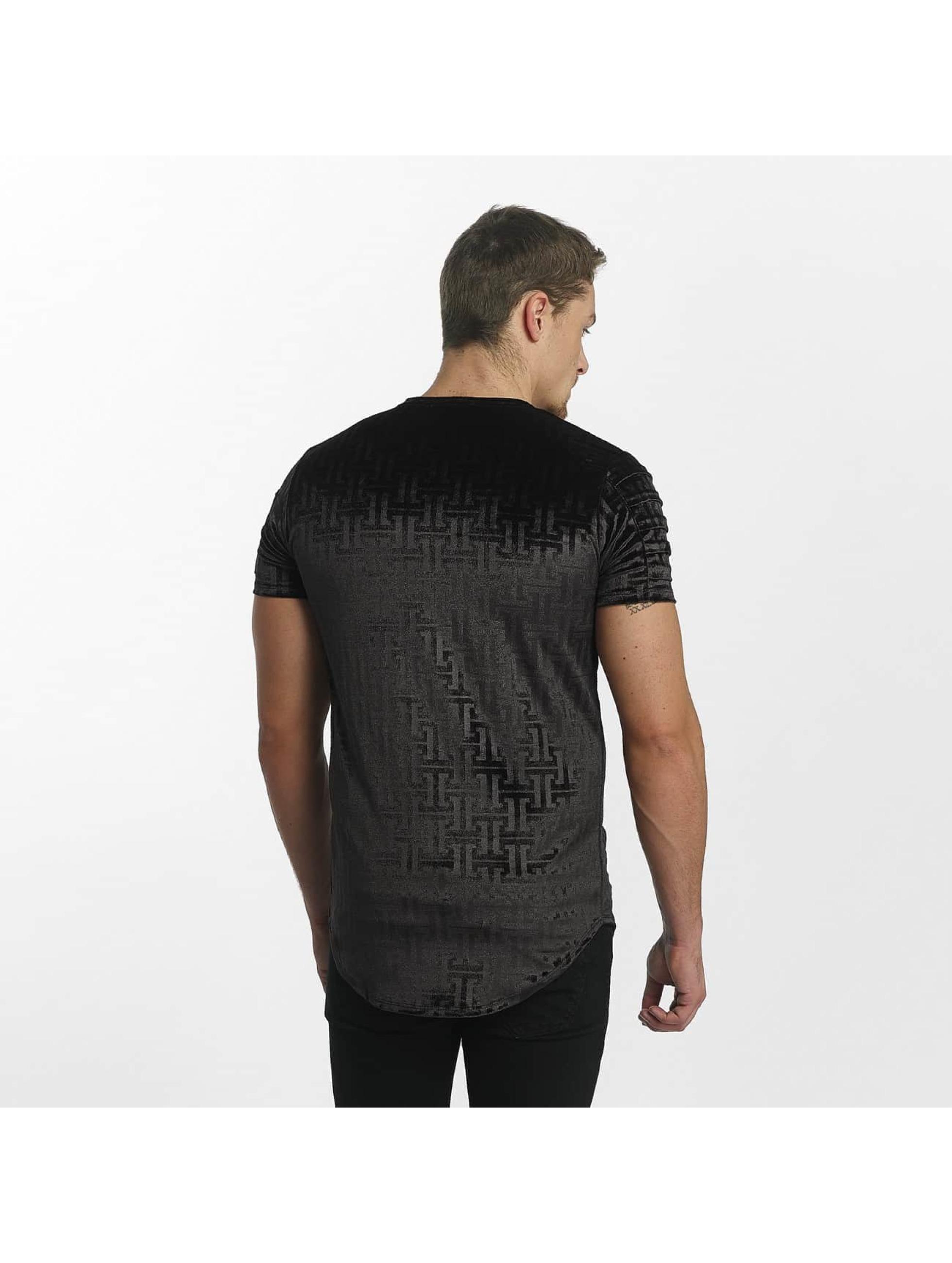 Uniplay T-Shirty Velvet czarny