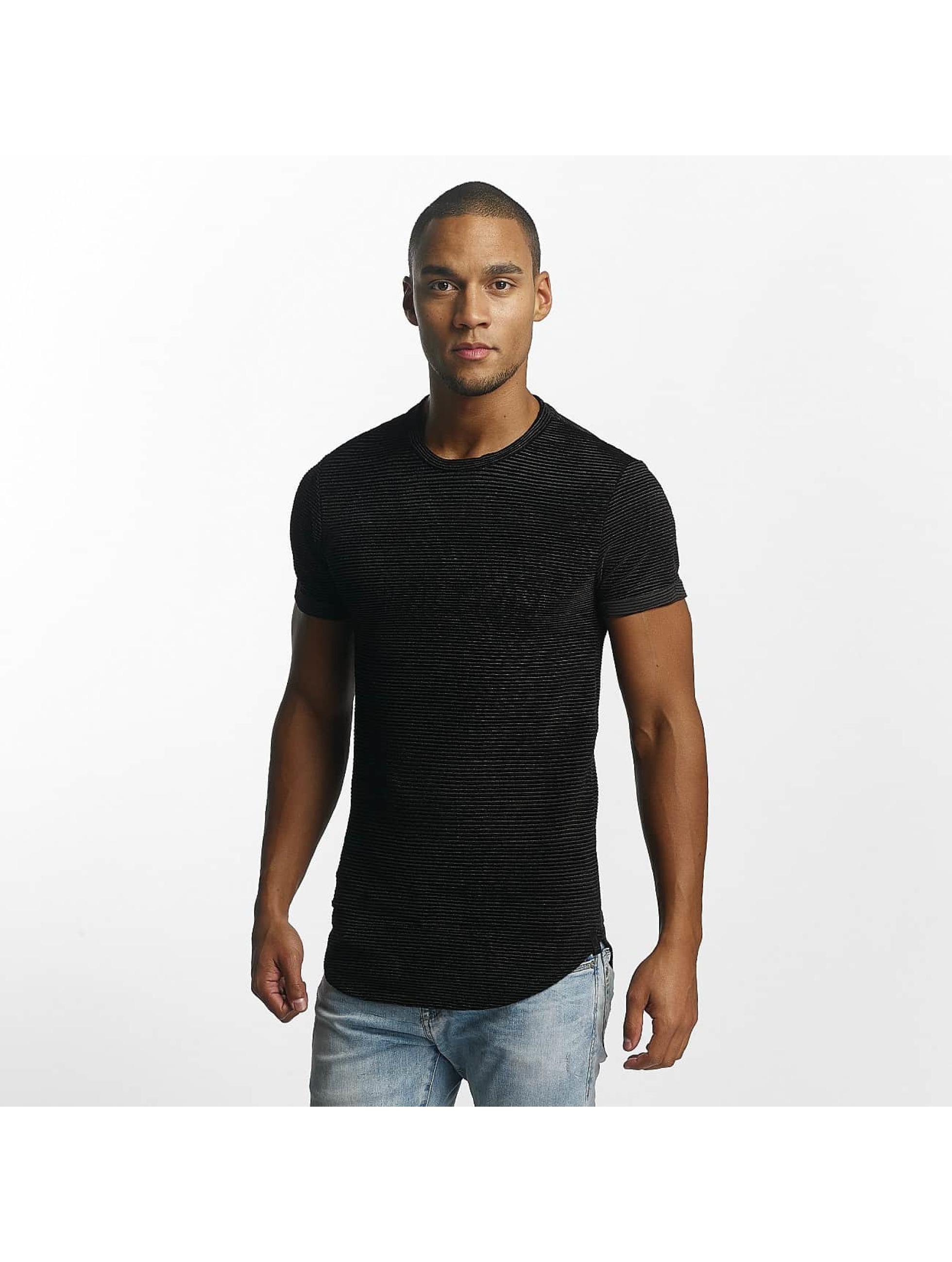 Uniplay T-skjorter Amsterdam svart