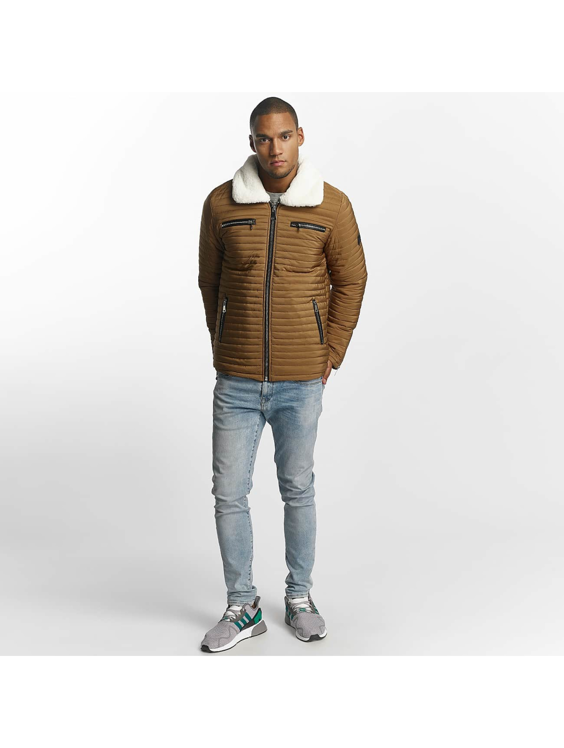 Uniplay Winter Jacket Felix brown
