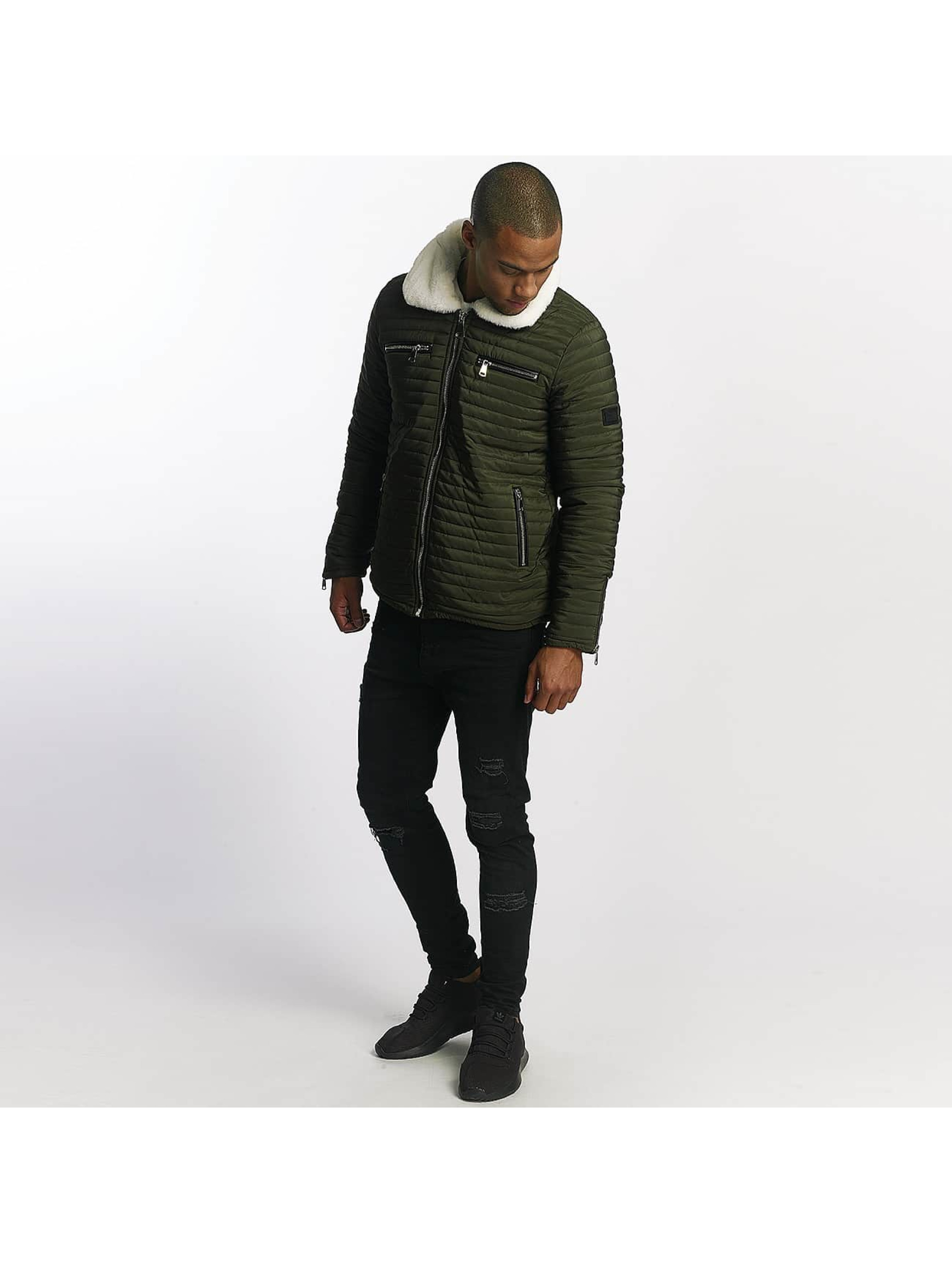 Uniplay Winter Jacket Felix khaki