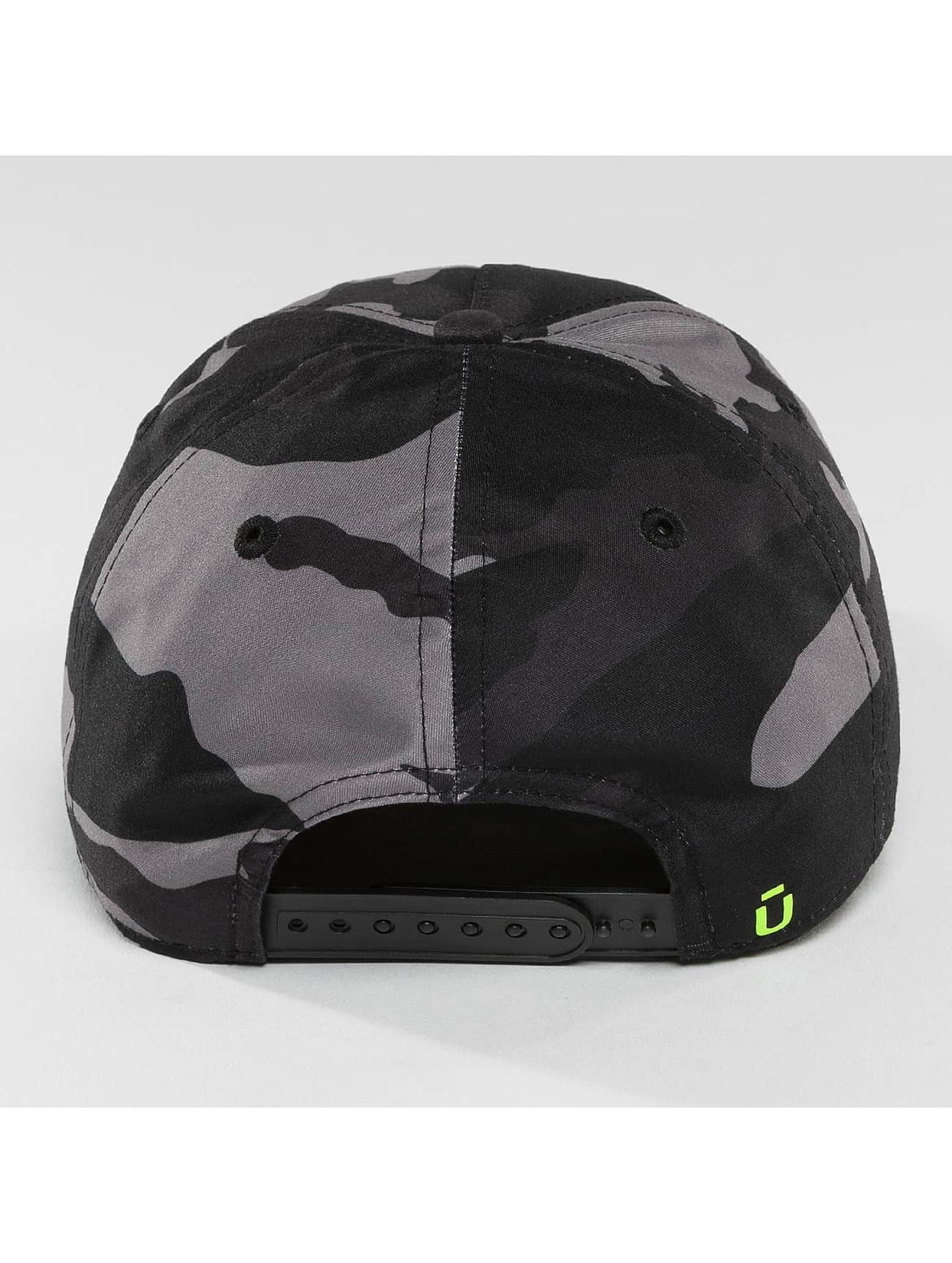 Unkut Snapback Caps Burst szary