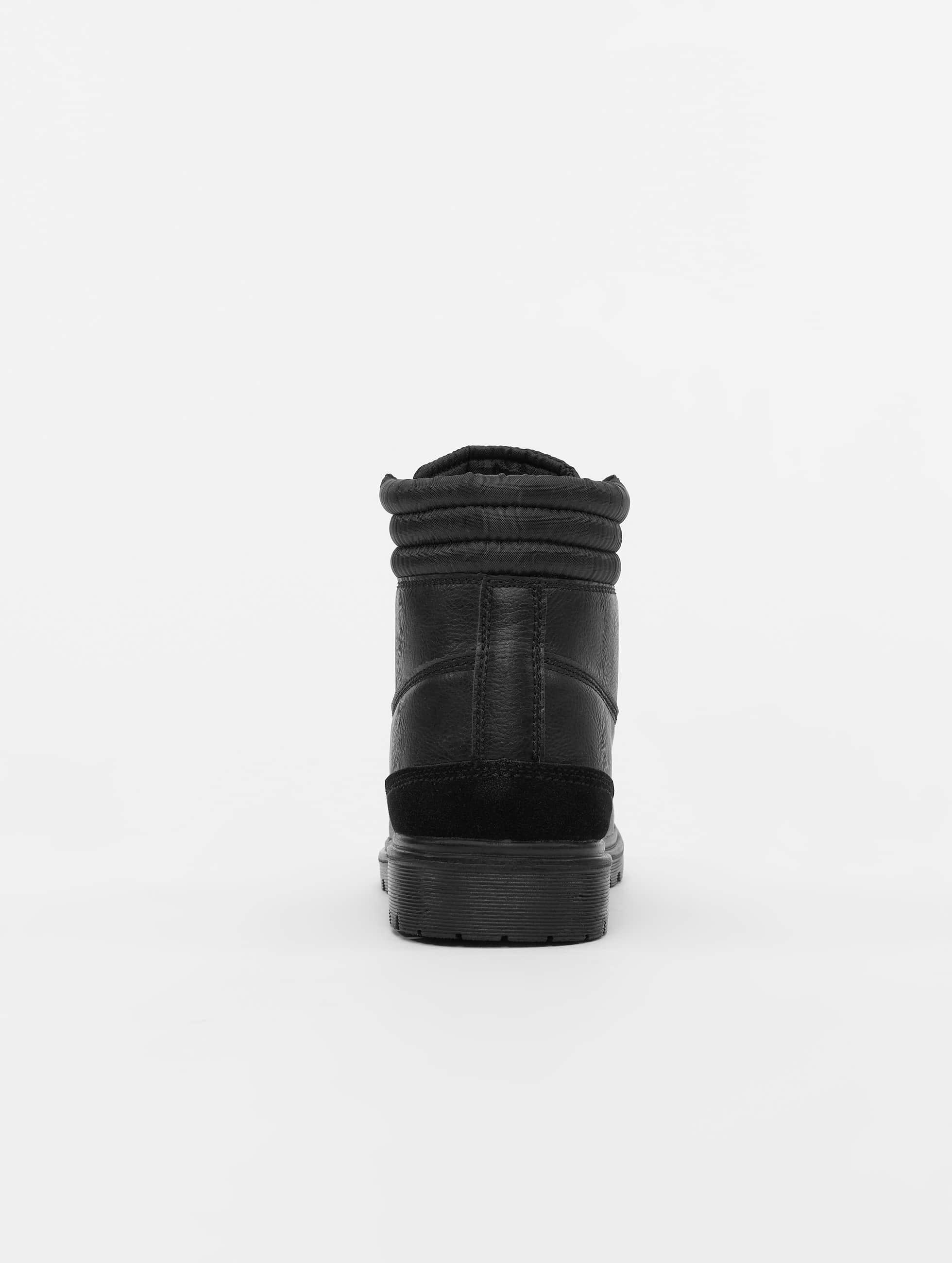 Urban Classics Čižmy/Boots Winter èierna