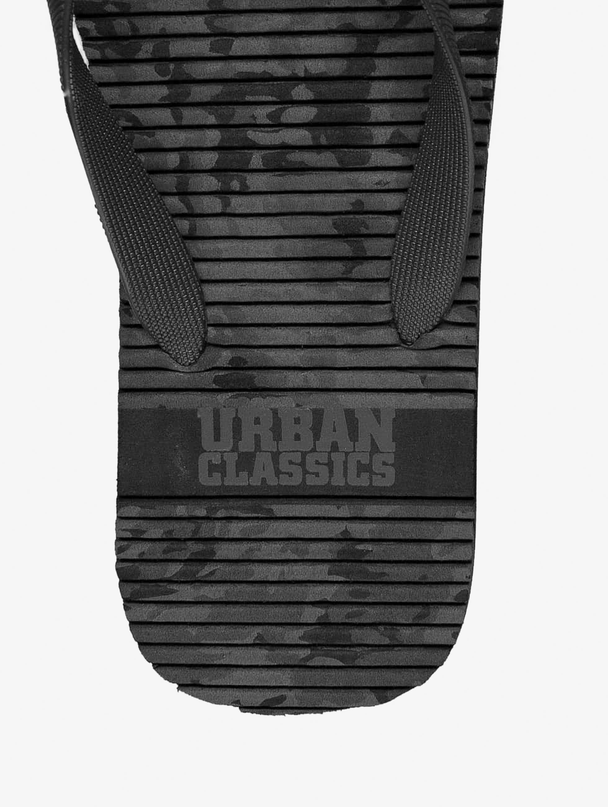 Urban Classics Žabky Basic maskáèová