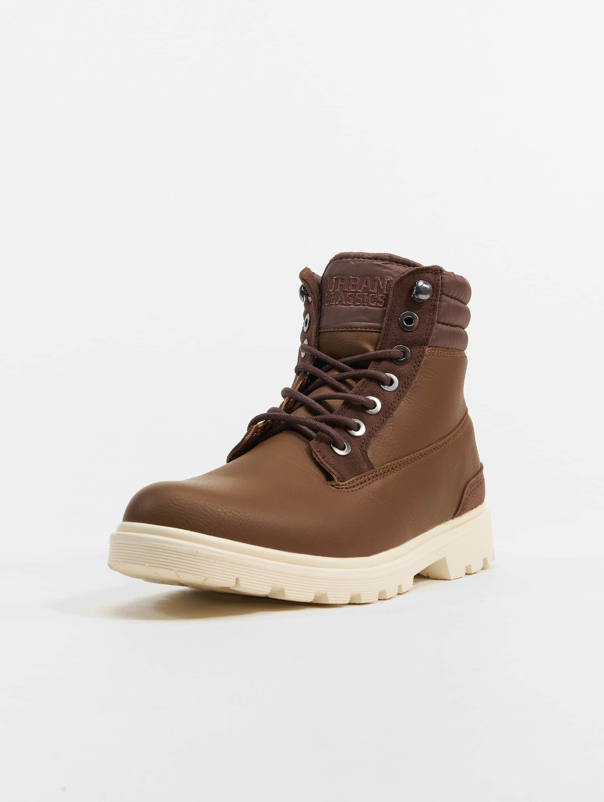 Urban Classics Ботинки Winter коричневый