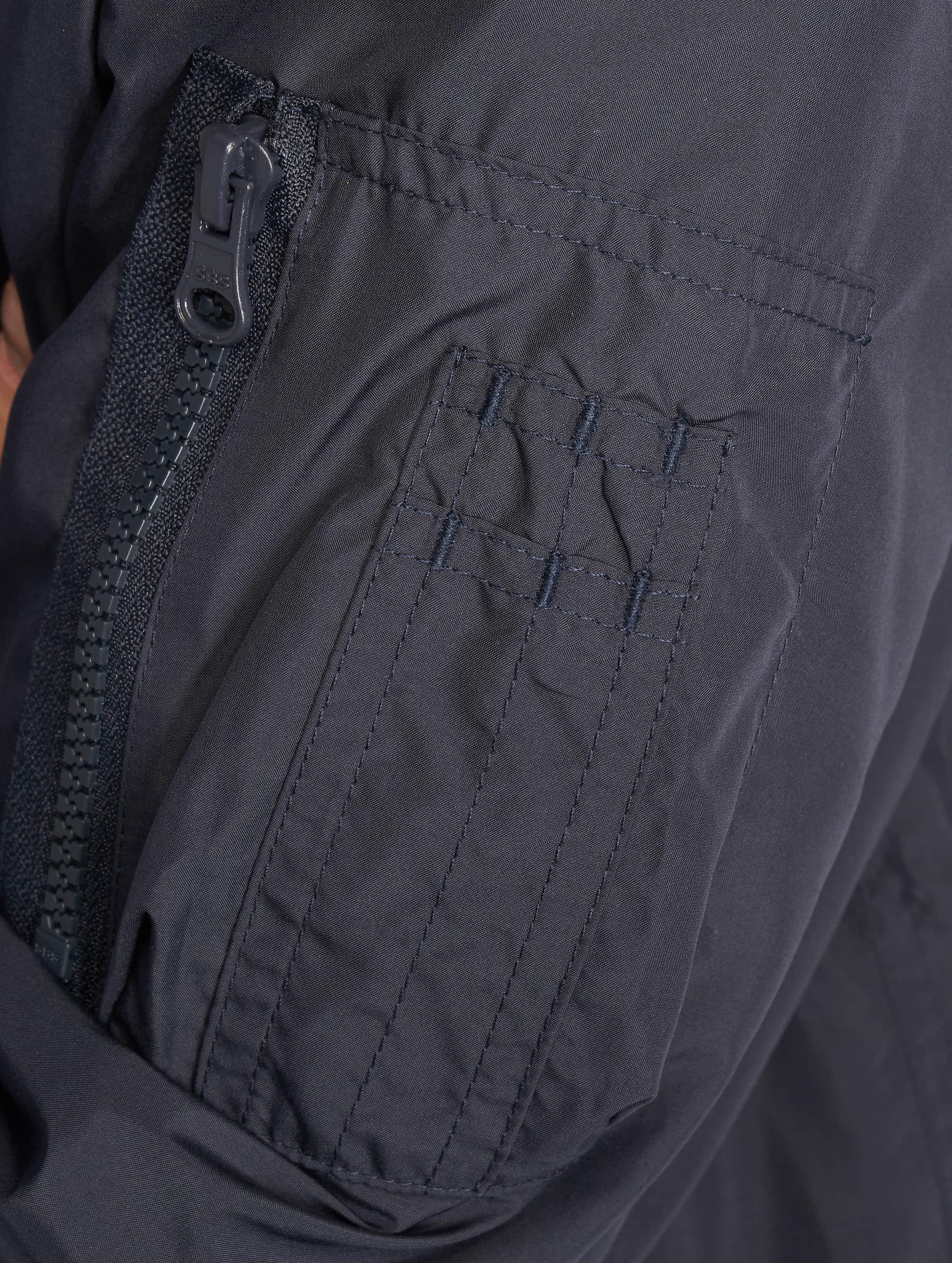 Urban Classics Демисезонная куртка Light Bomber синий