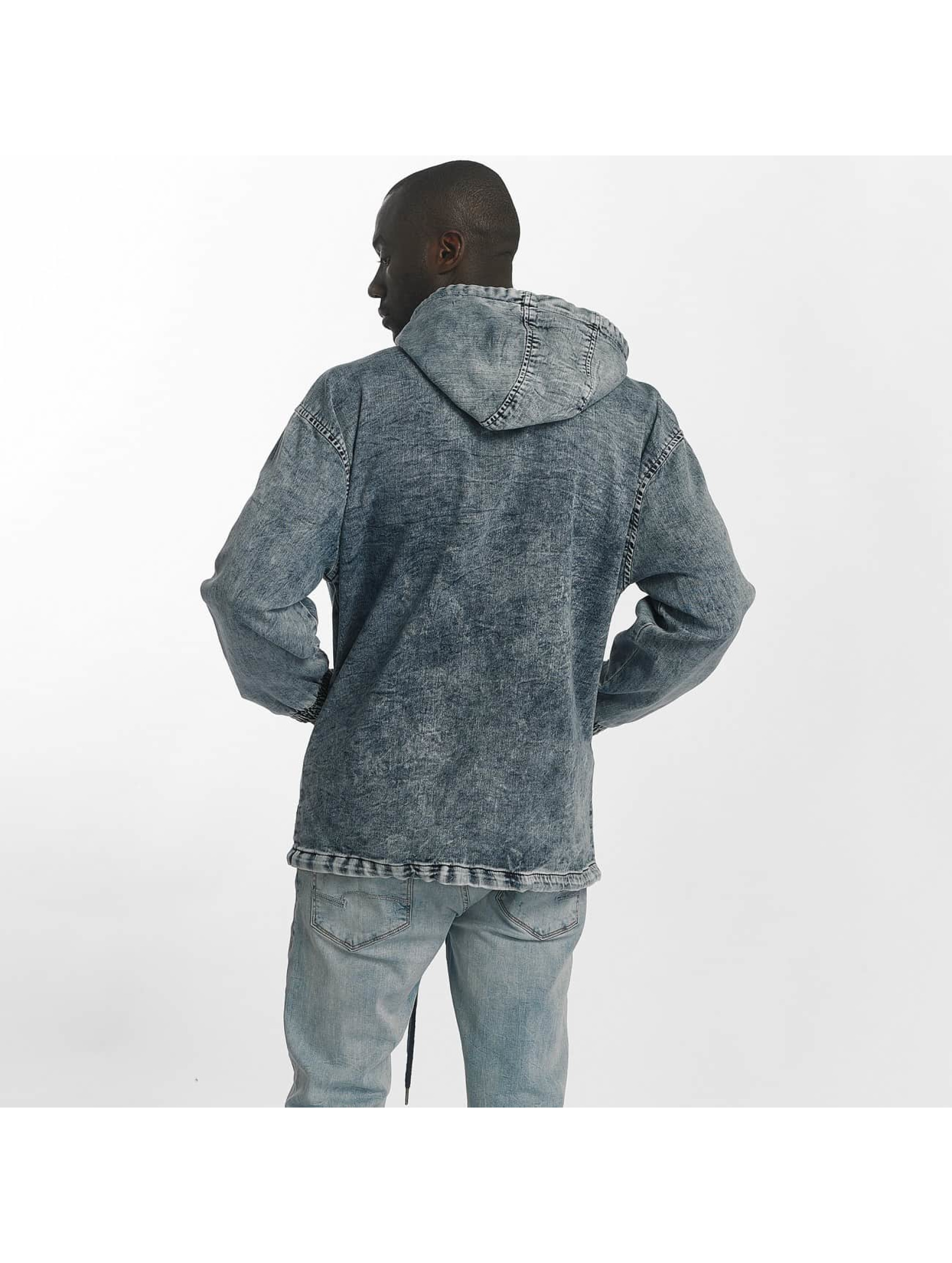 Urban Classics Демисезонная куртка Denim синий