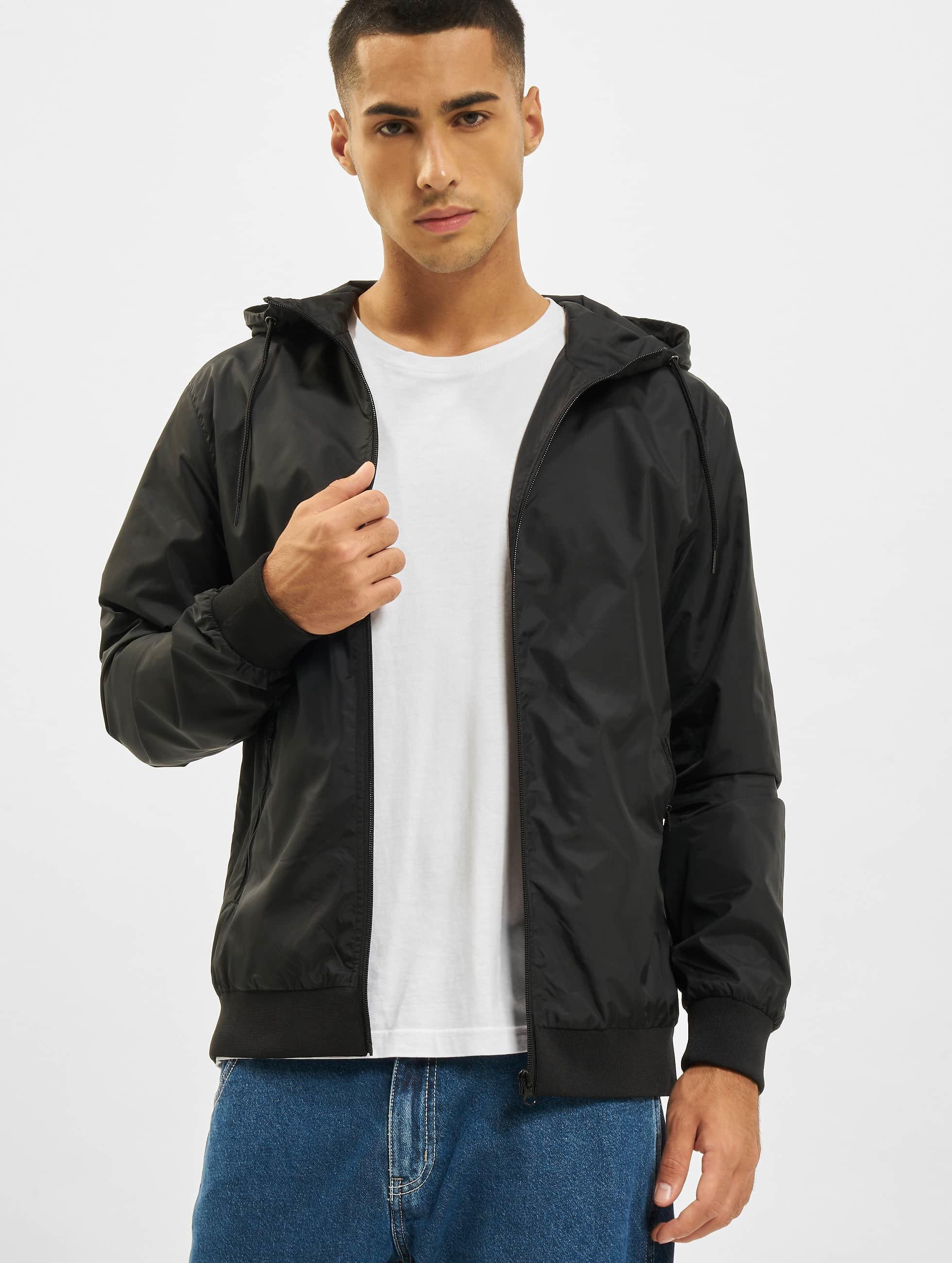 Urban Classics Демисезонная куртка Classics черный