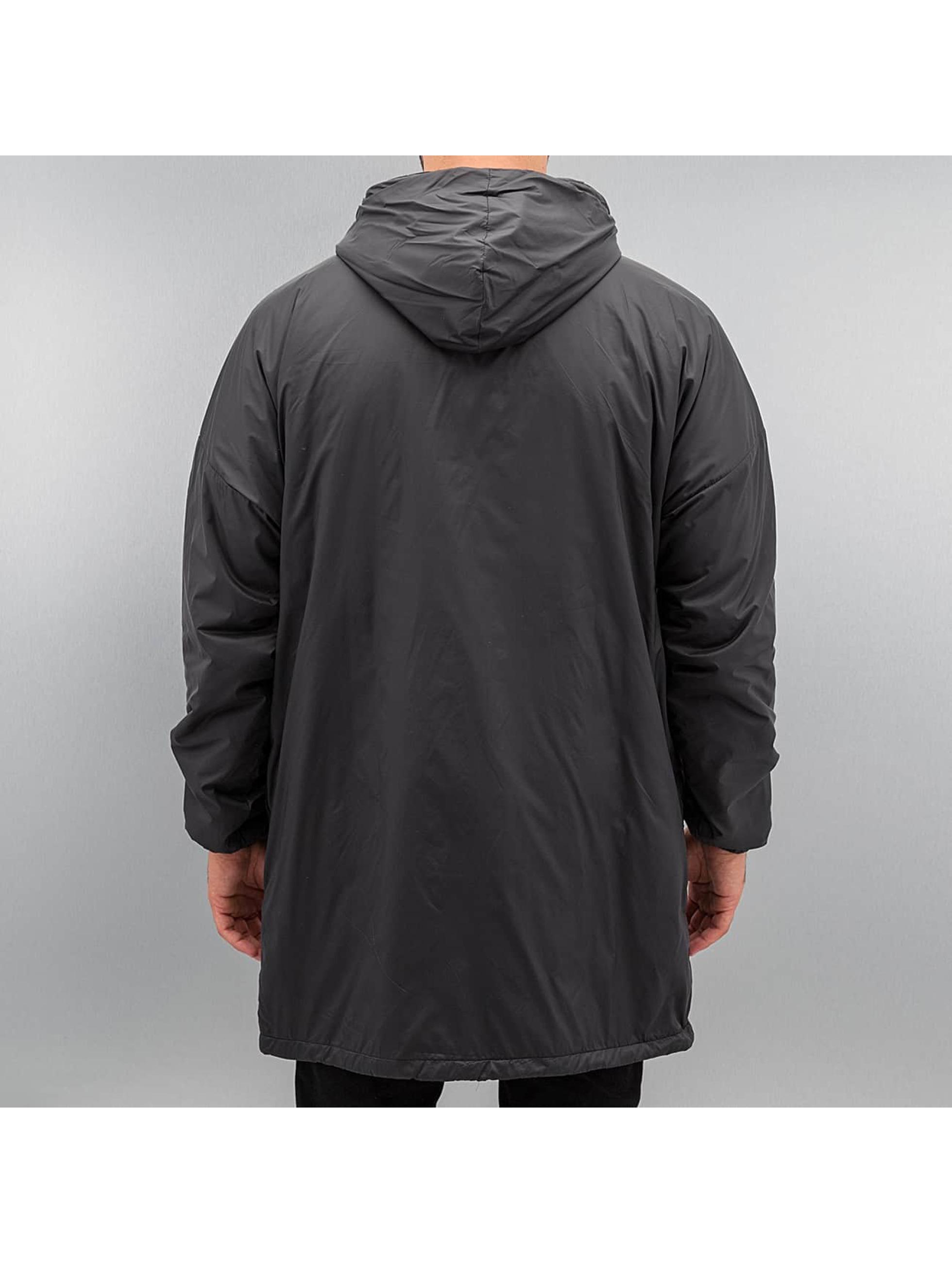 Urban Classics Демисезонная куртка Oversized черный