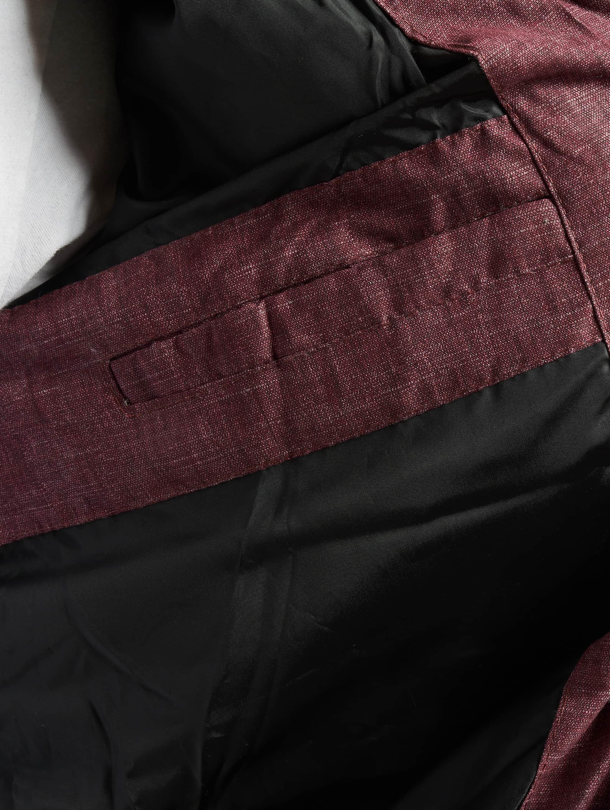 Urban Classics Зимняя куртка Melange Expedition Bubble красный