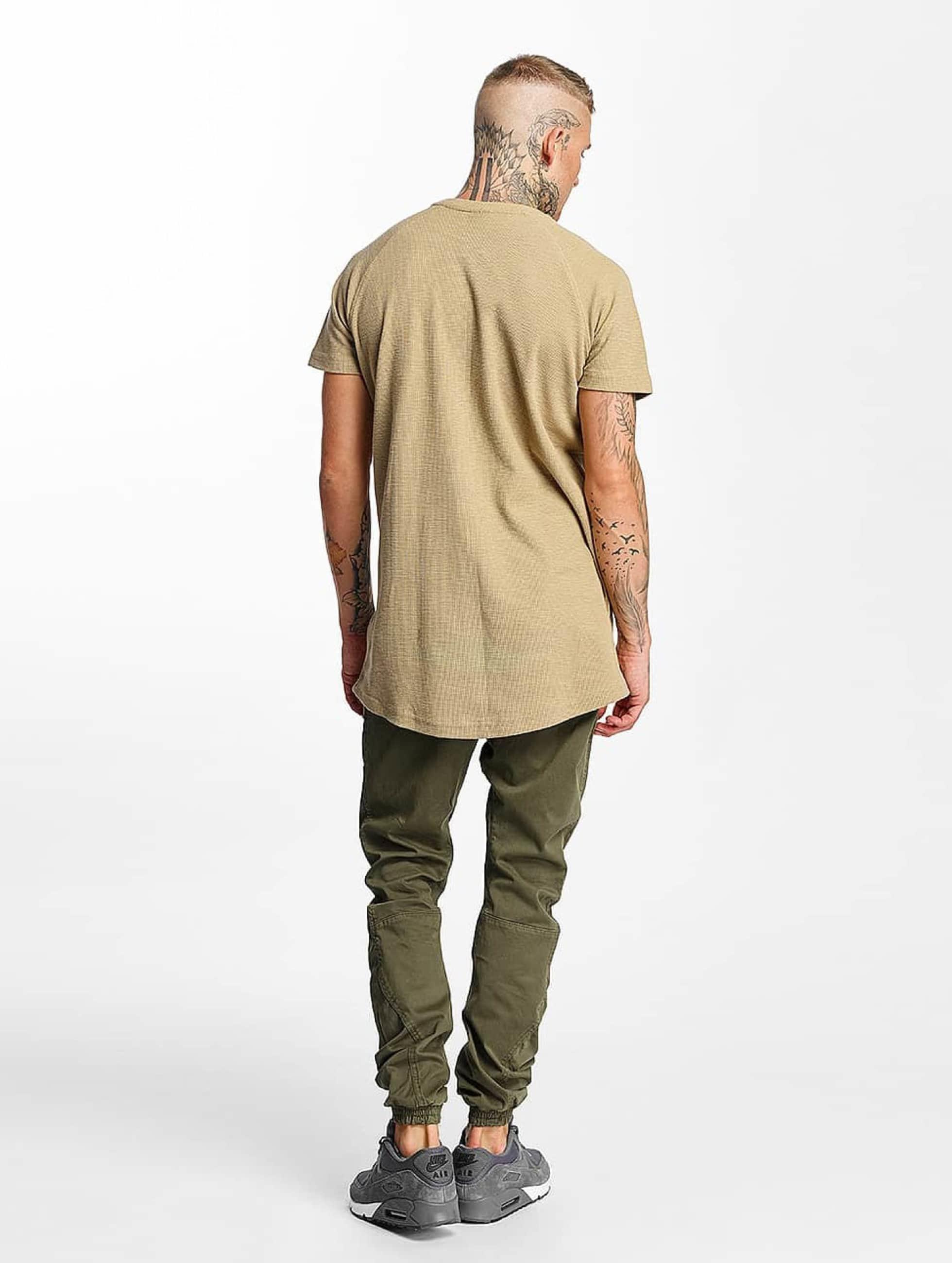 Urban Classics Спортивные брюки Stretch оливковый