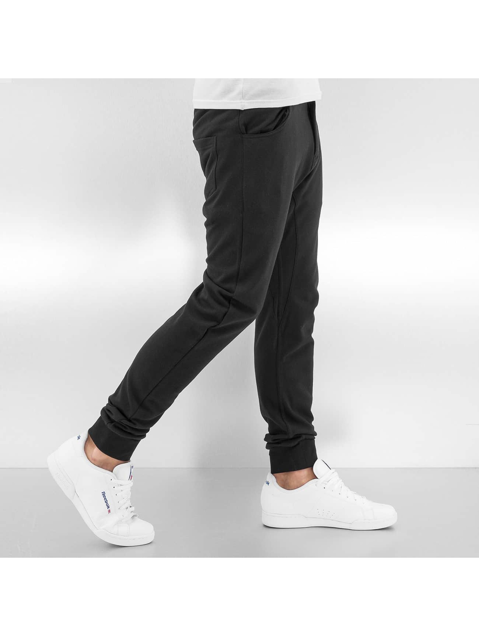 Urban Classics Спортивные брюки CurvedClassic черный