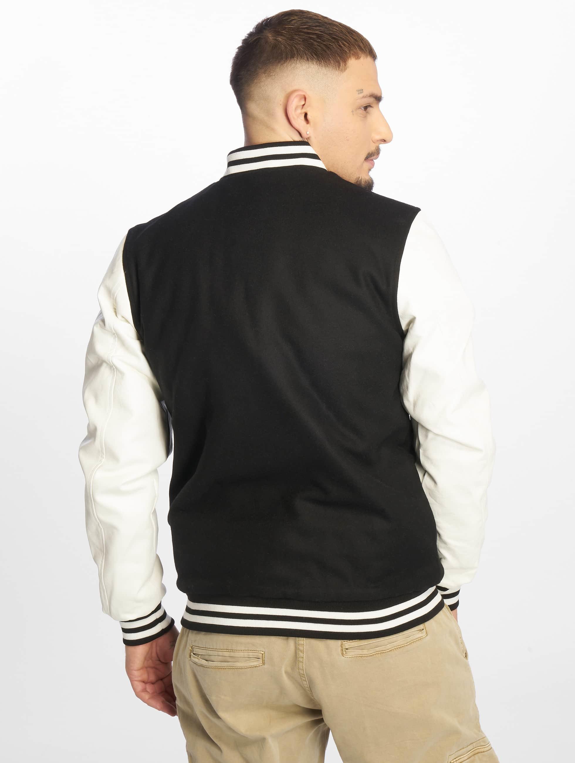 Urban Classics Университетская куртка Oldschool черный