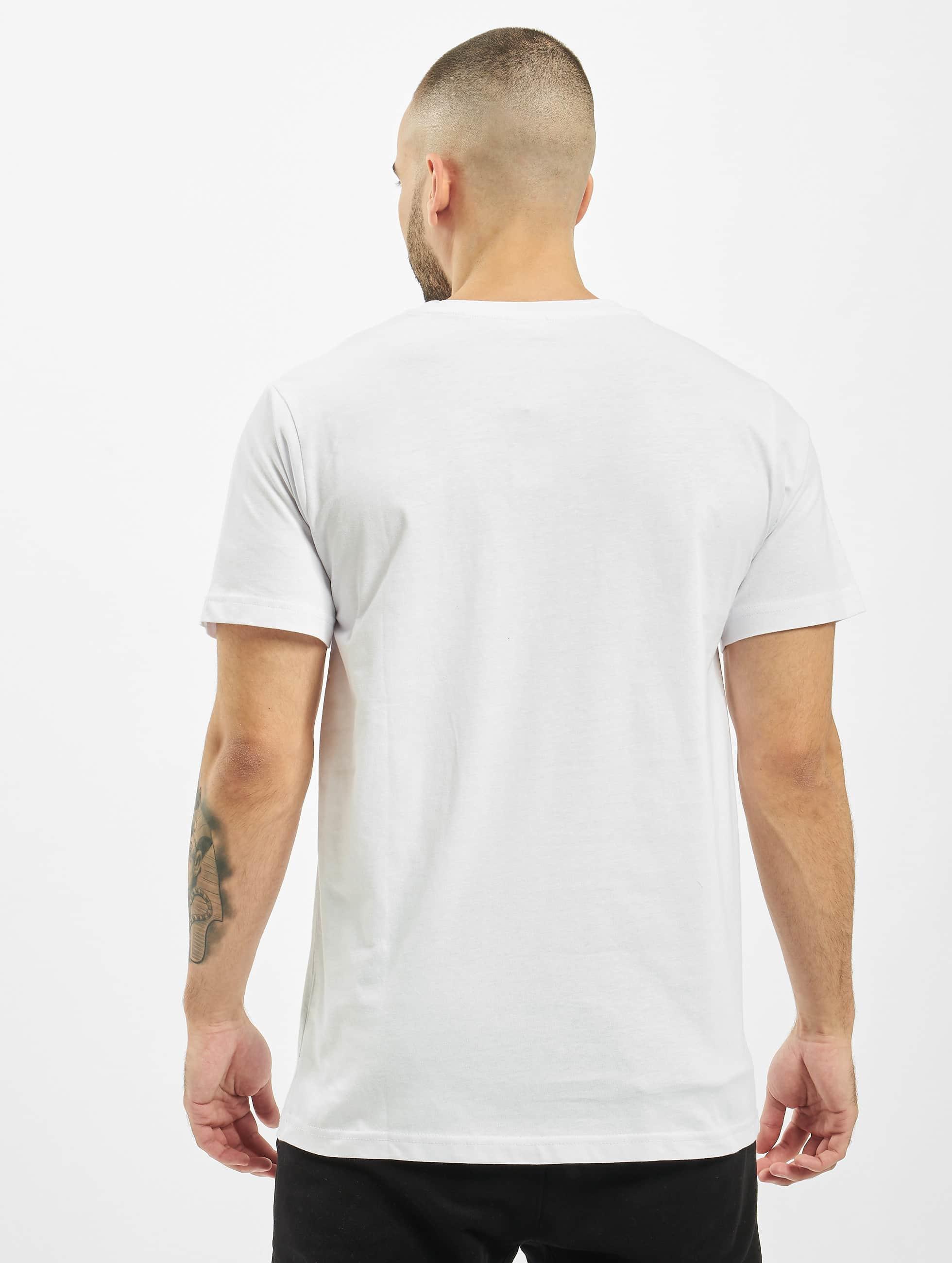 Urban Classics Футболка Camo Pocket белый