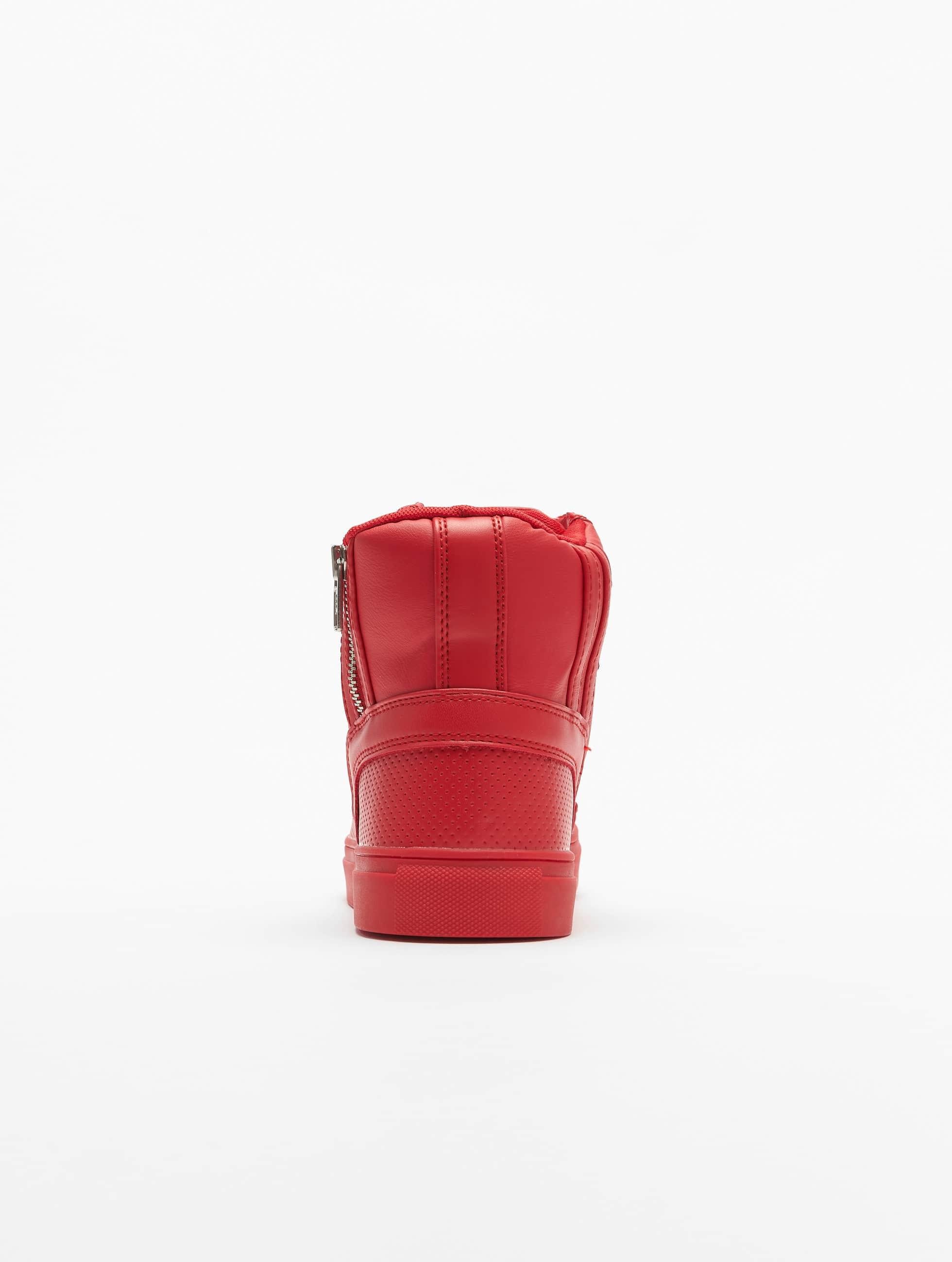 Urban Classics Baskets Zipper rouge