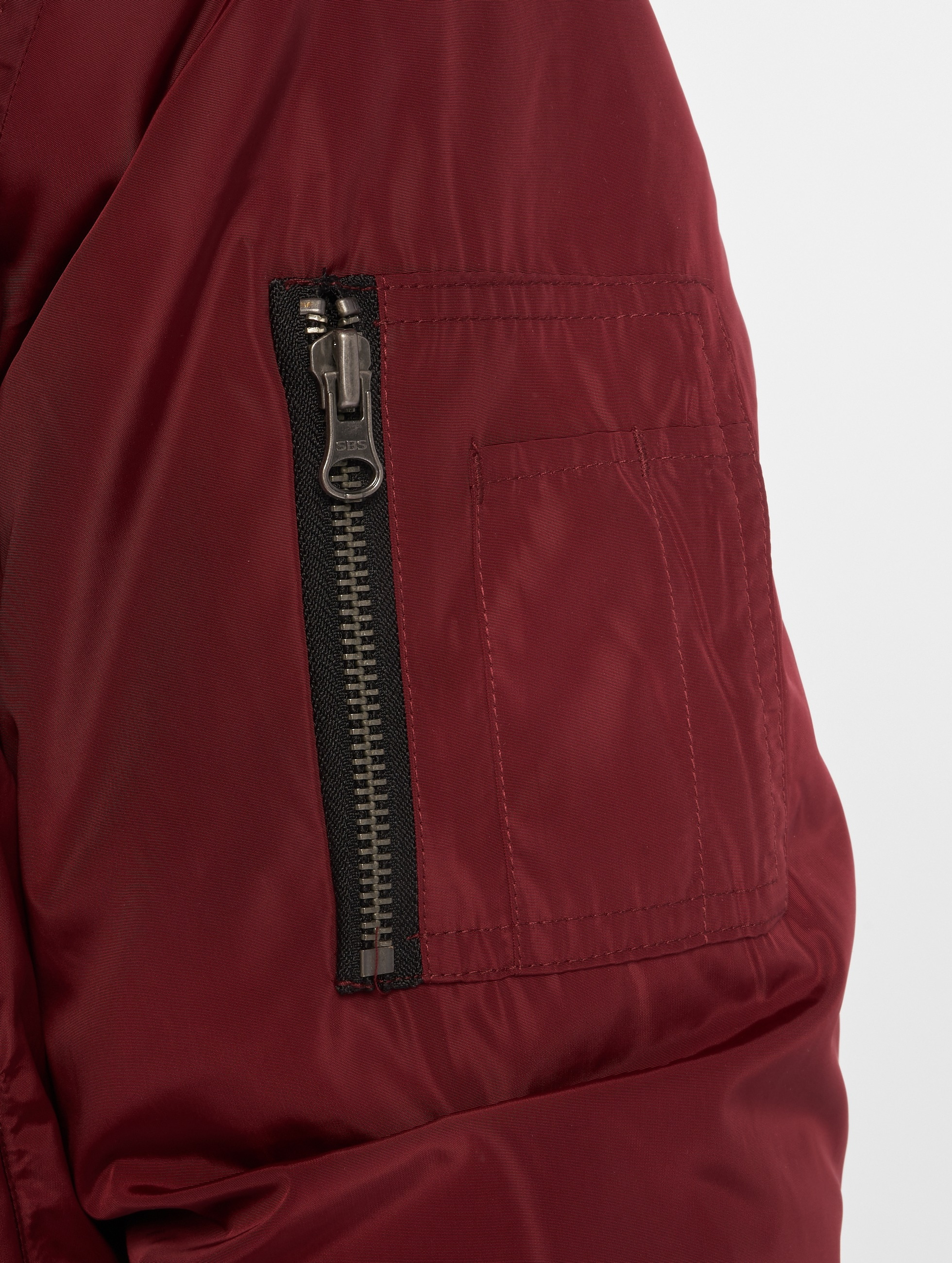 Urban Classics Bomber jacket 2-Tone red