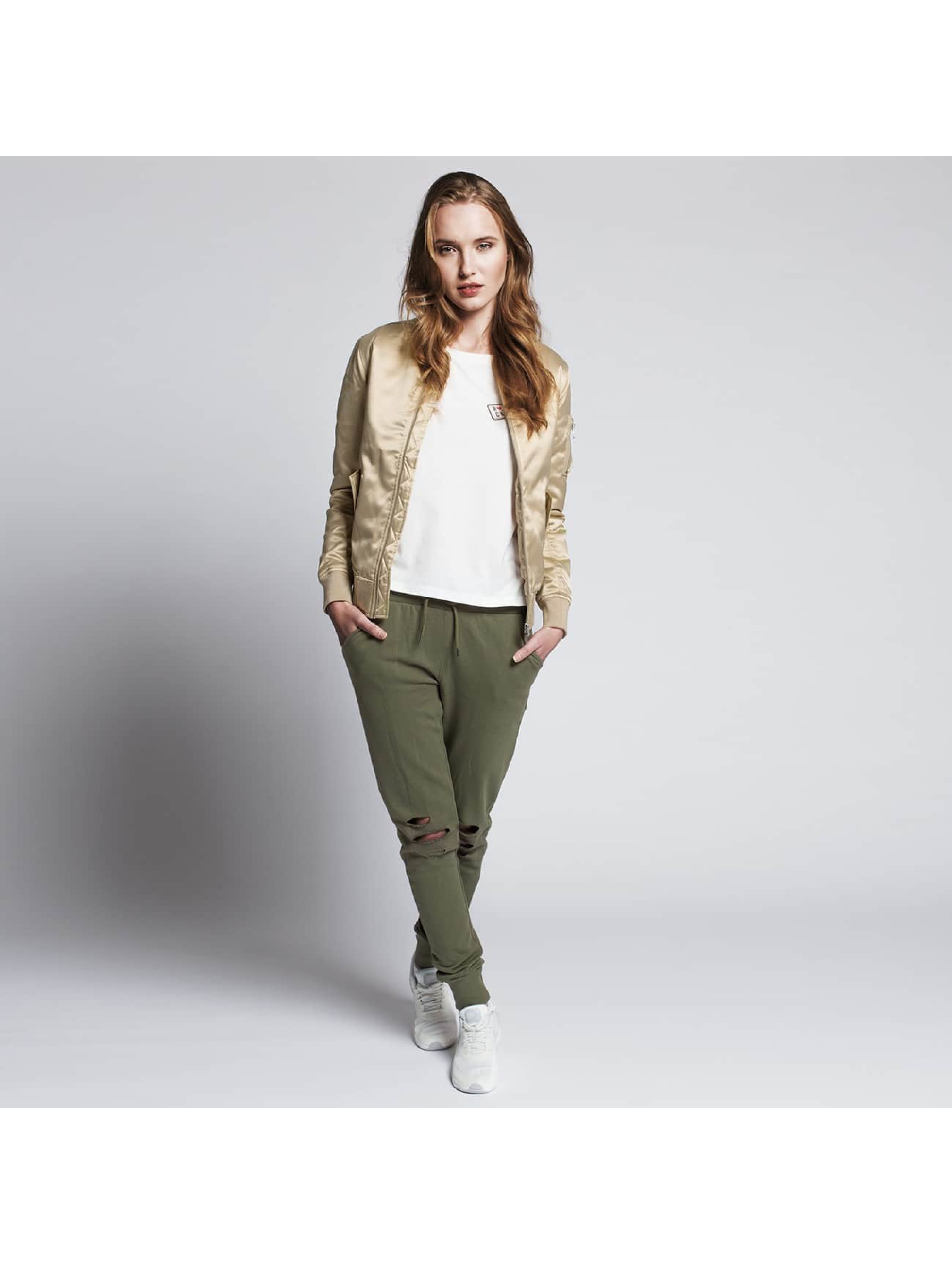 Urban Classics Bomber Ladies Satin Bomber or