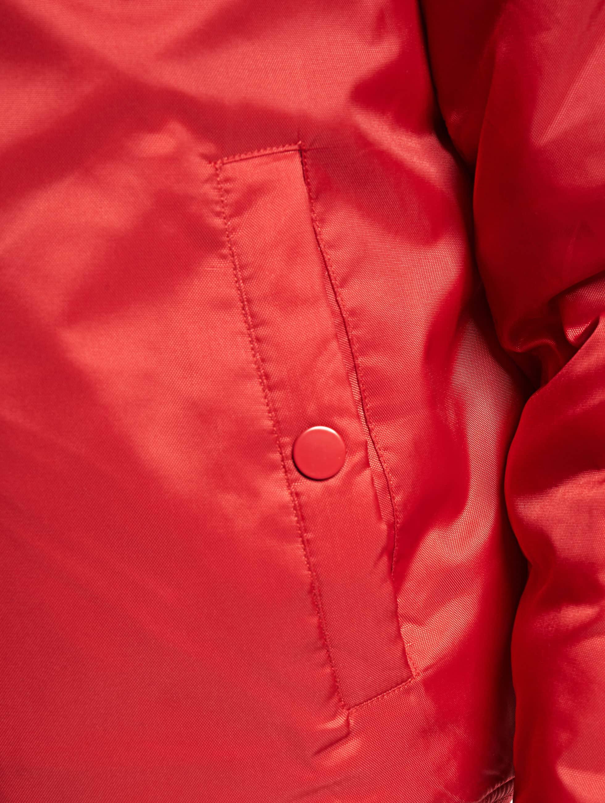 Urban Classics Bomberjacka Basic röd