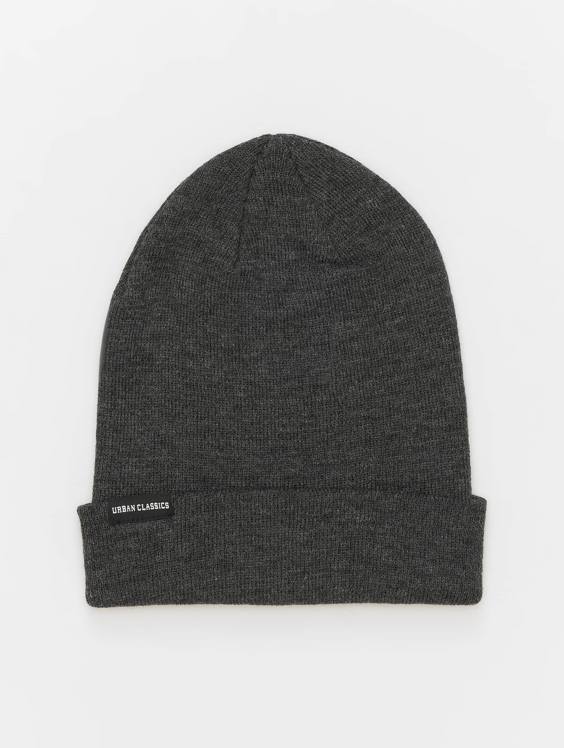 Urban Classics Bonnet Long gris