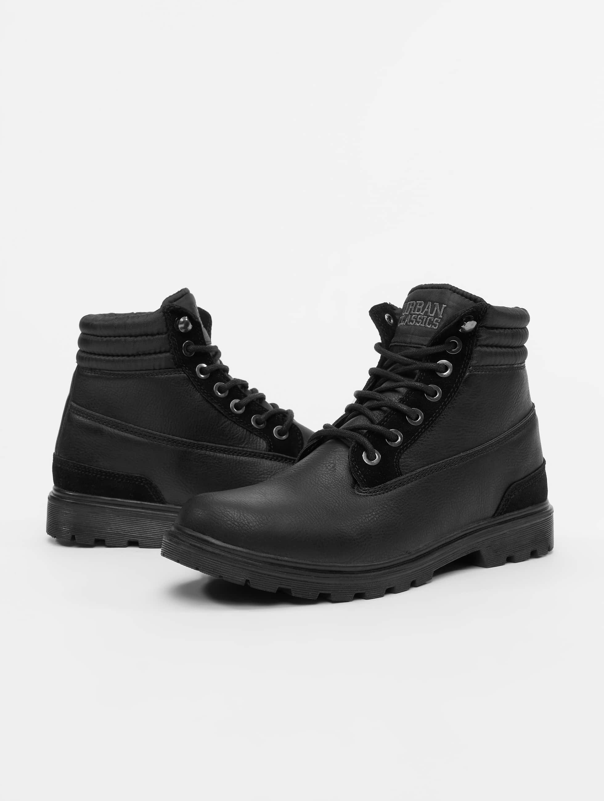 Urban Classics Boots Winter black