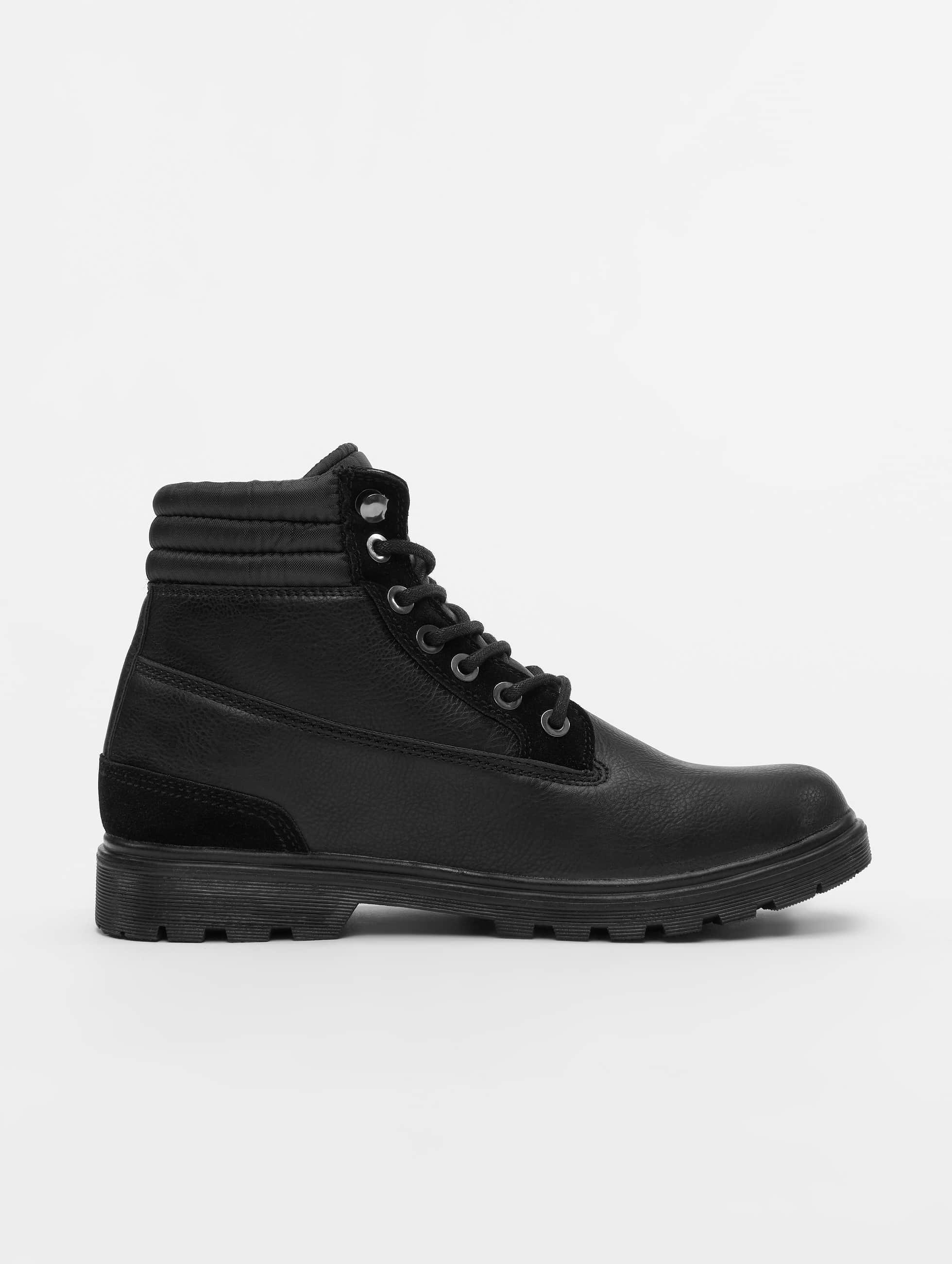 Urban Classics Boots Winter schwarz