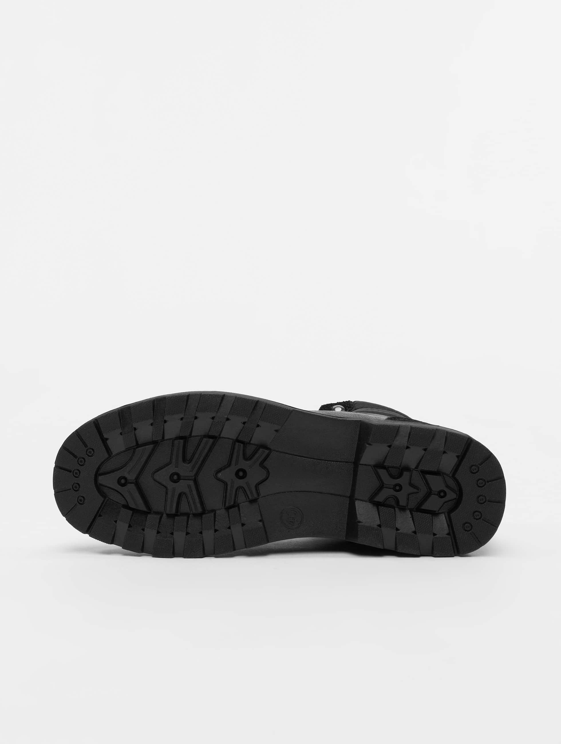 Urban Classics Boots Winter zwart