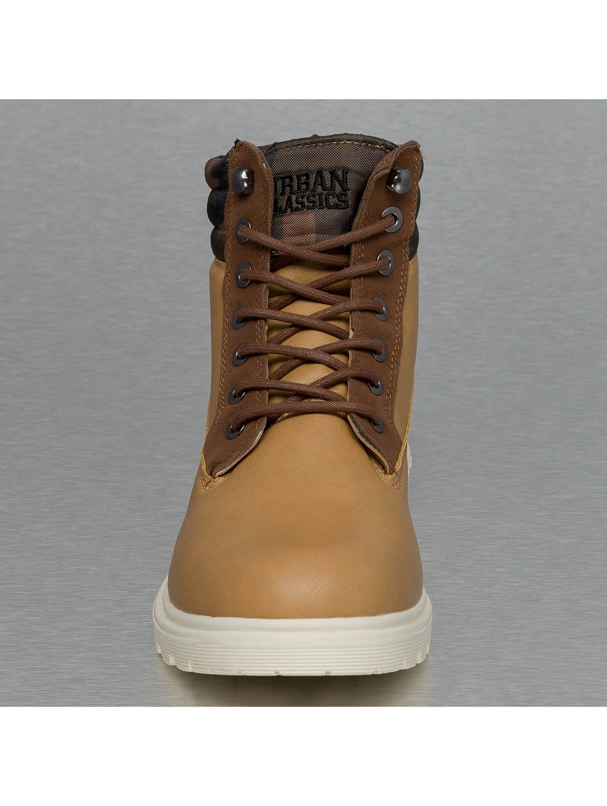 Urban Classics Chaussures montantes Winter beige