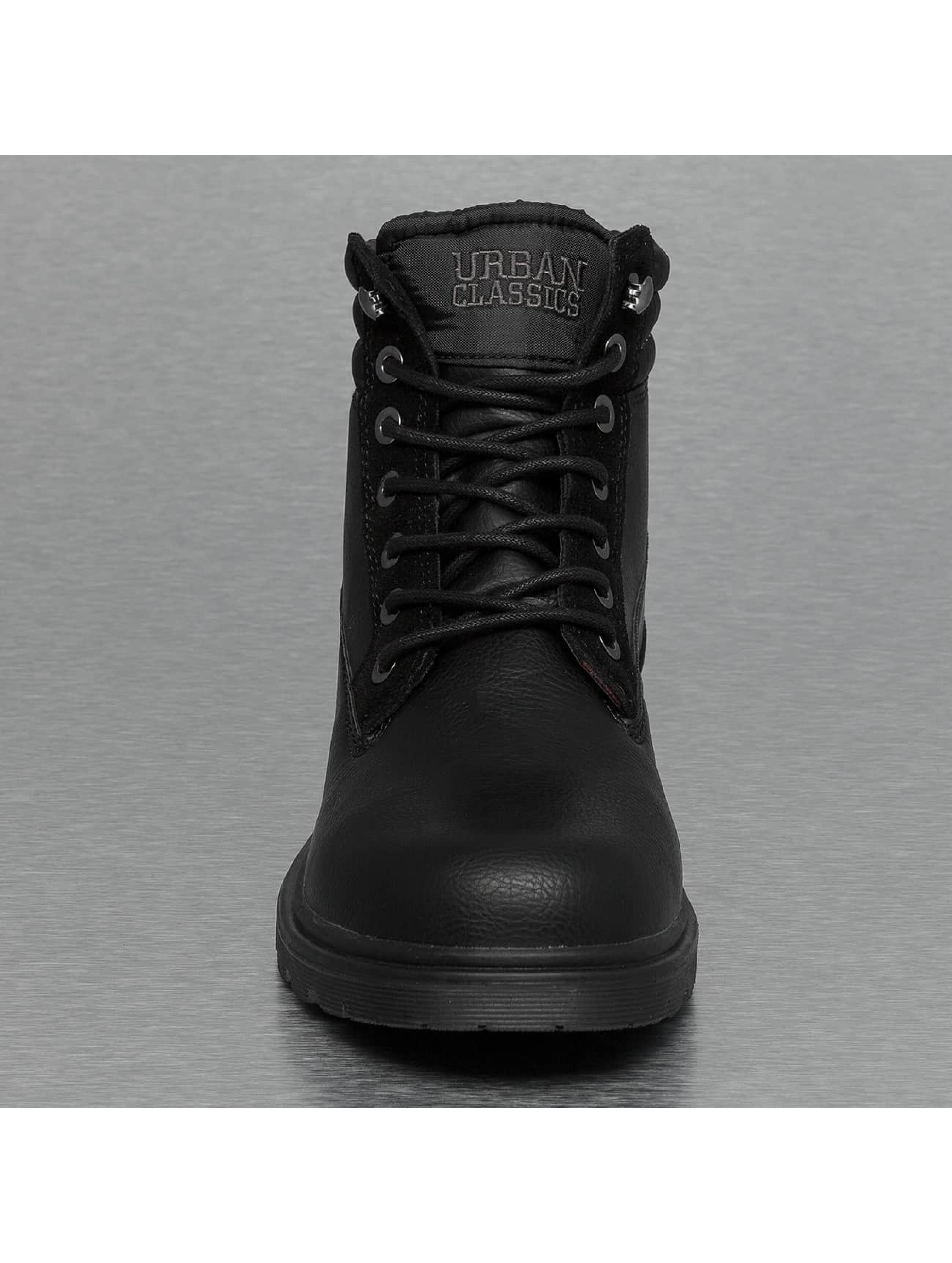Urban Classics Chaussures montantes Winter noir