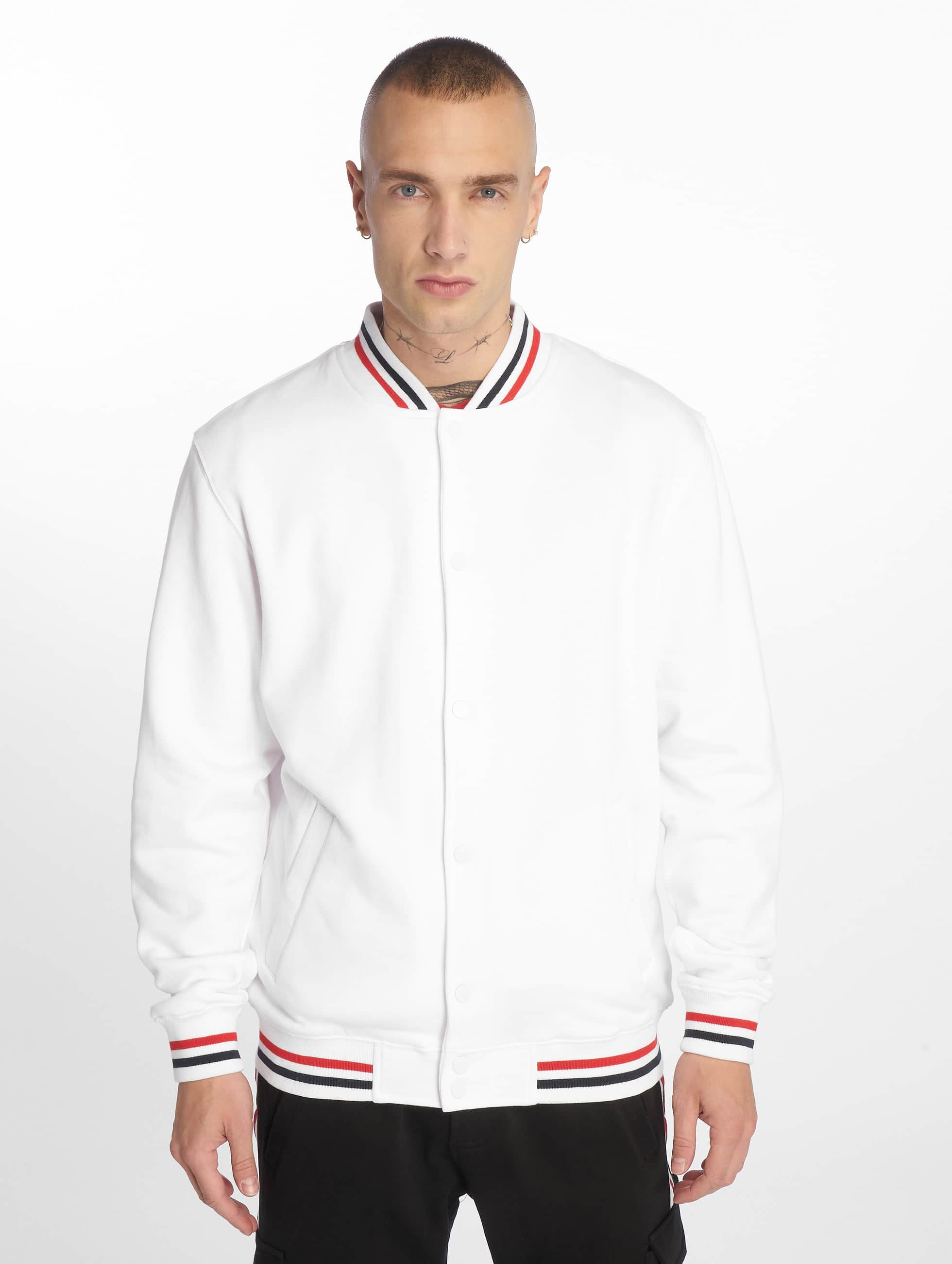Urban Classics College Jackets 3-Tone College bialy
