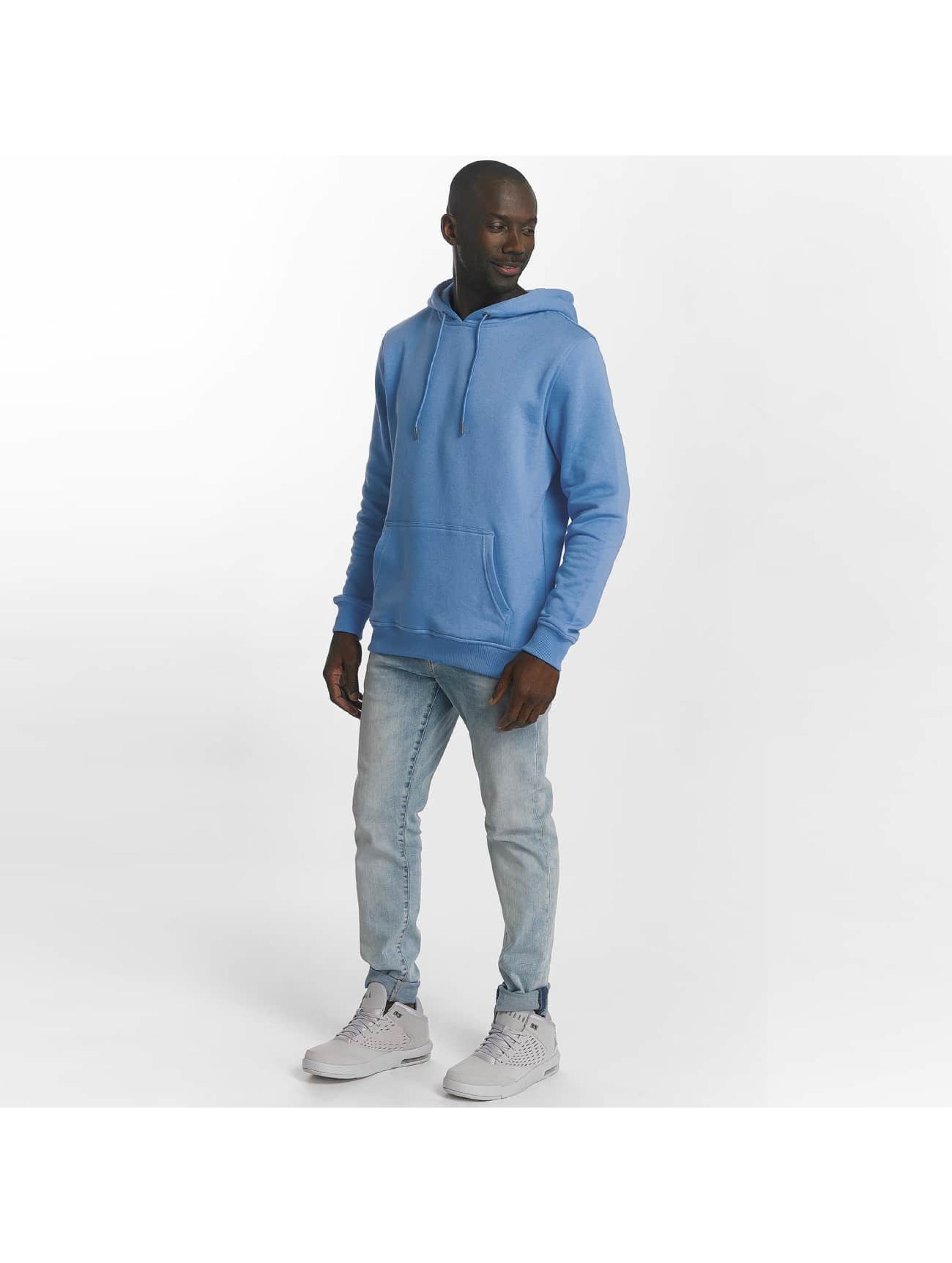 Urban Classics Felpa con cappuccio Basic blu