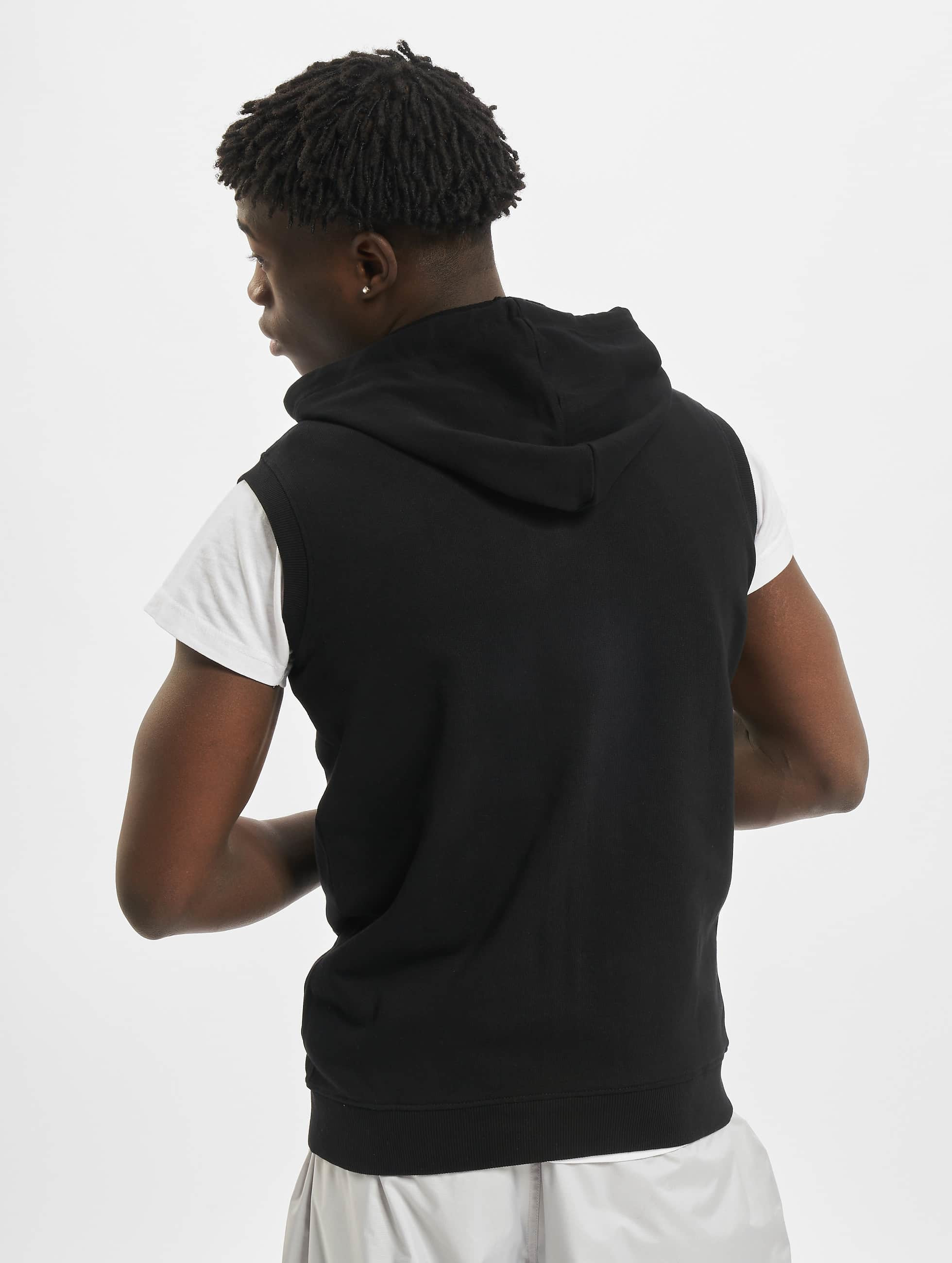 Urban Classics Gilet Sleeveless Terry nero