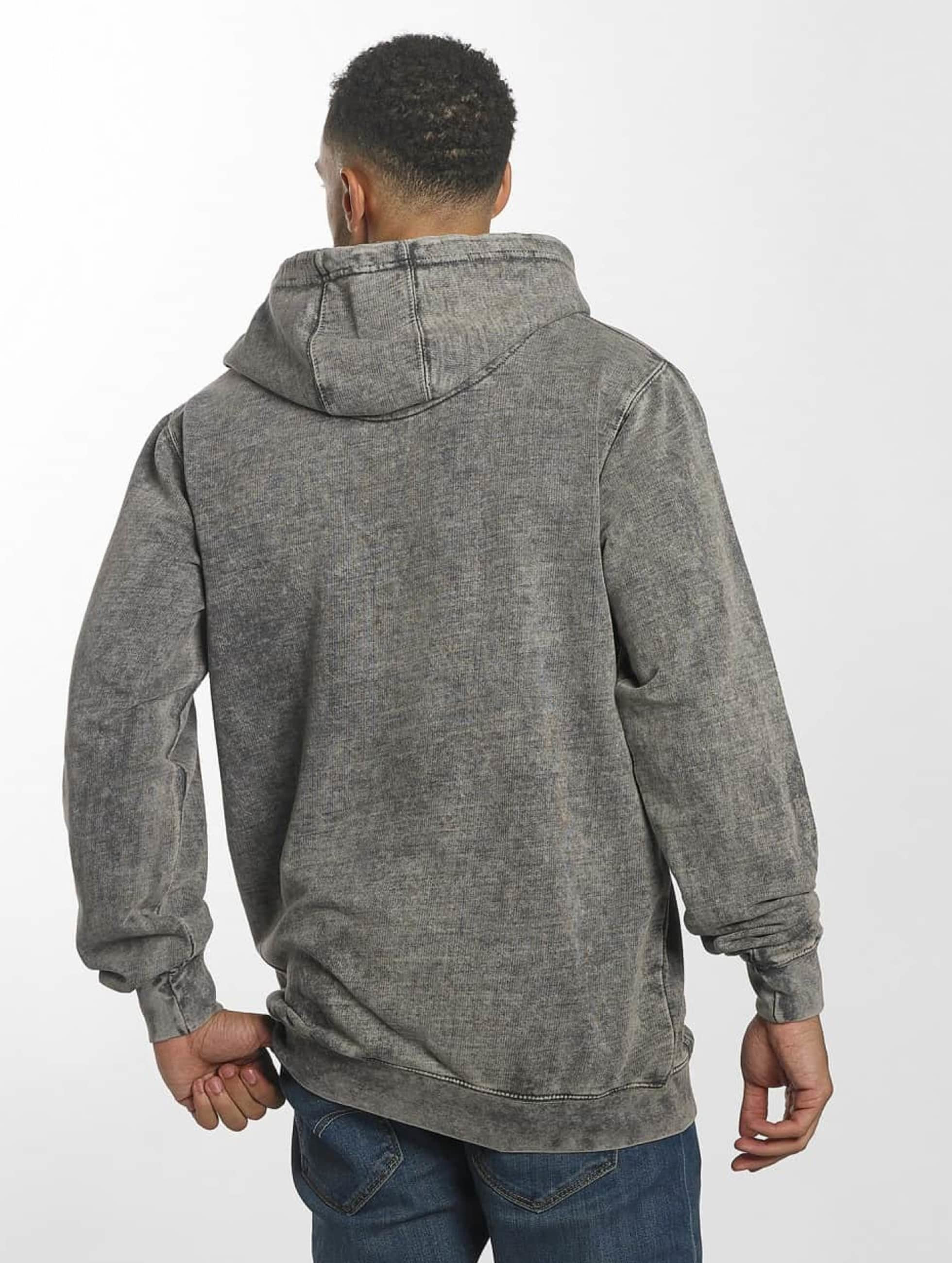 Urban Classics Hoodie Vintage gray