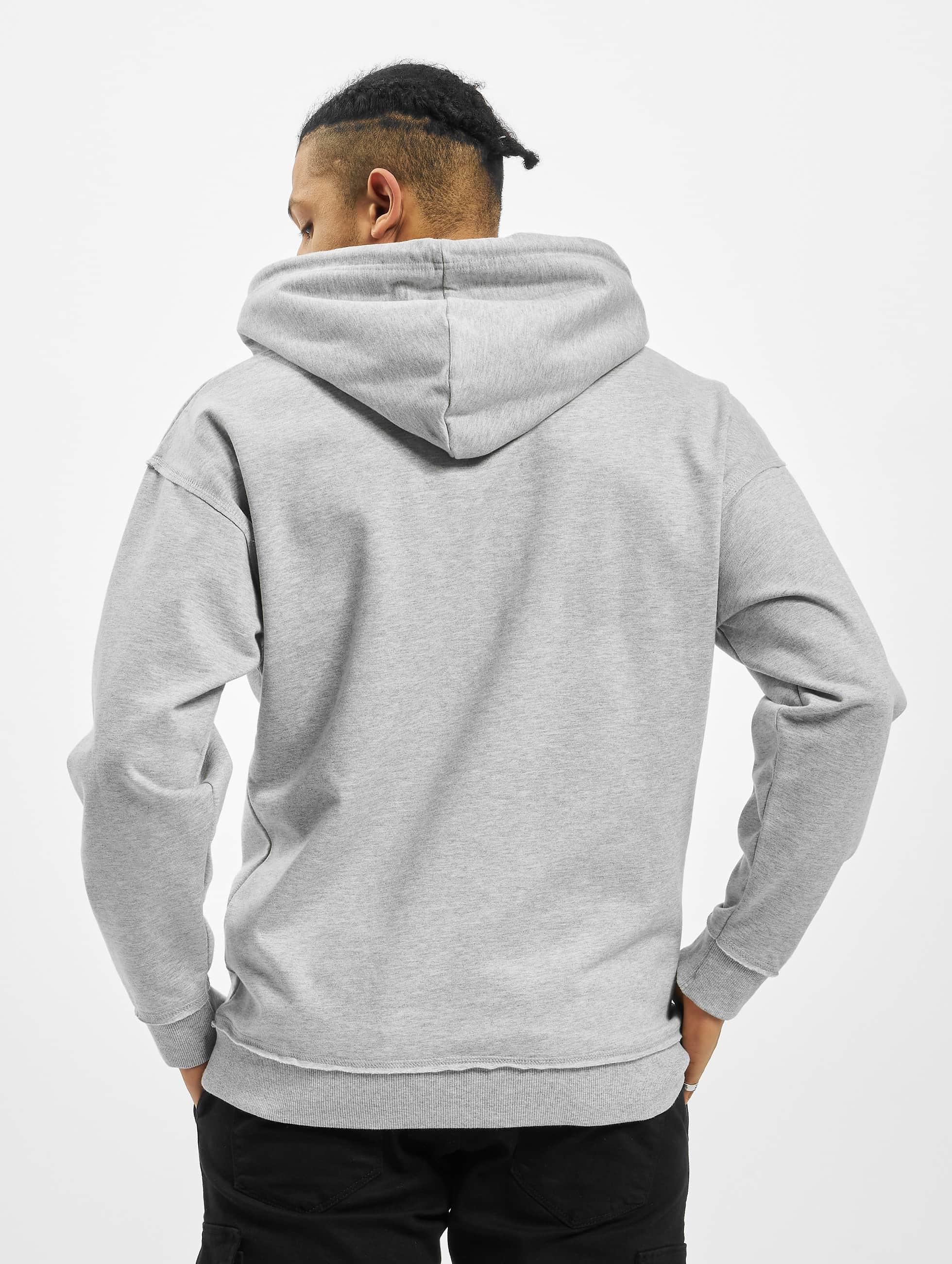 Urban Classics Hoodie Oversized grey