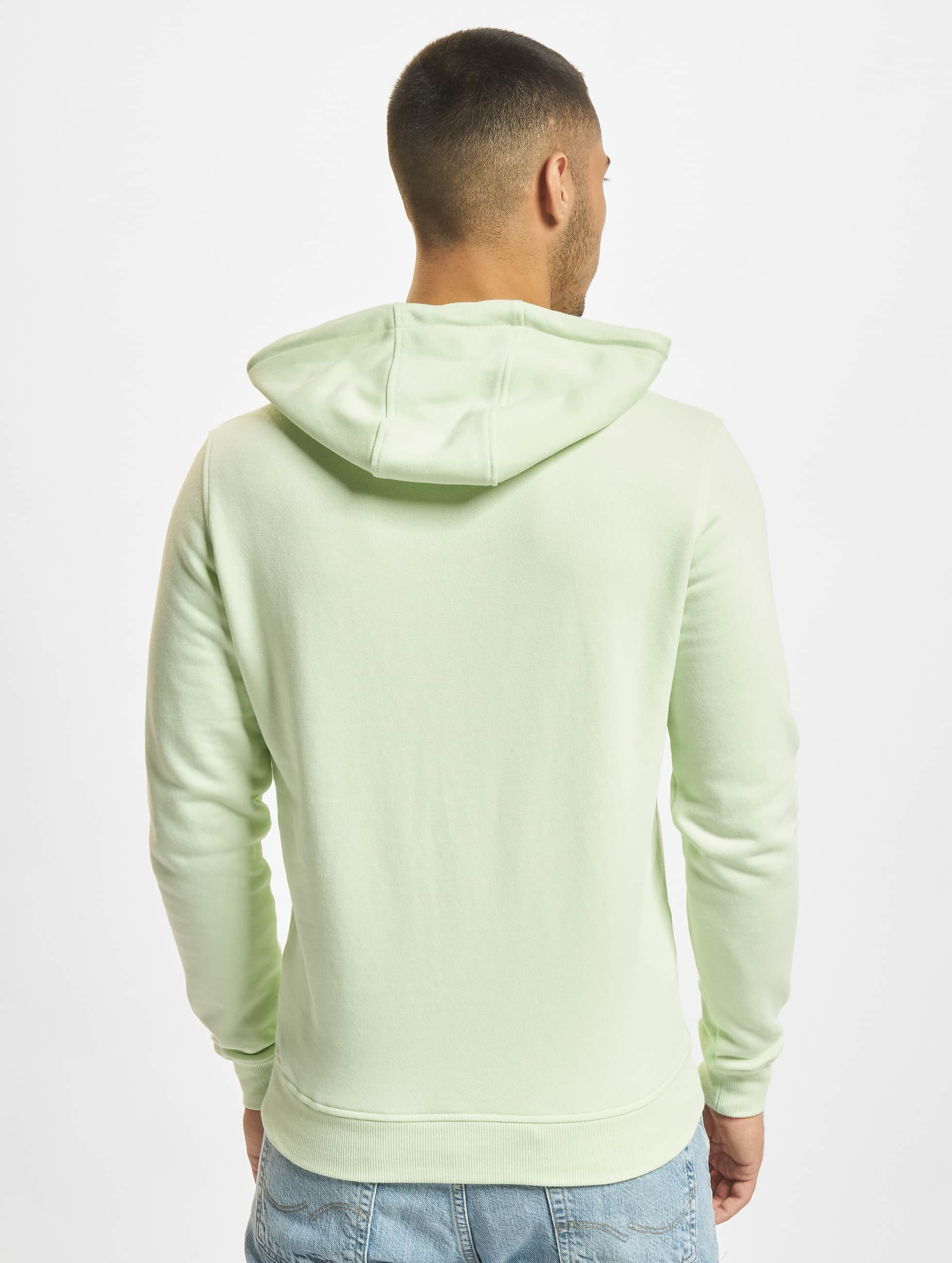 Urban Classics Hoodie Basic grön