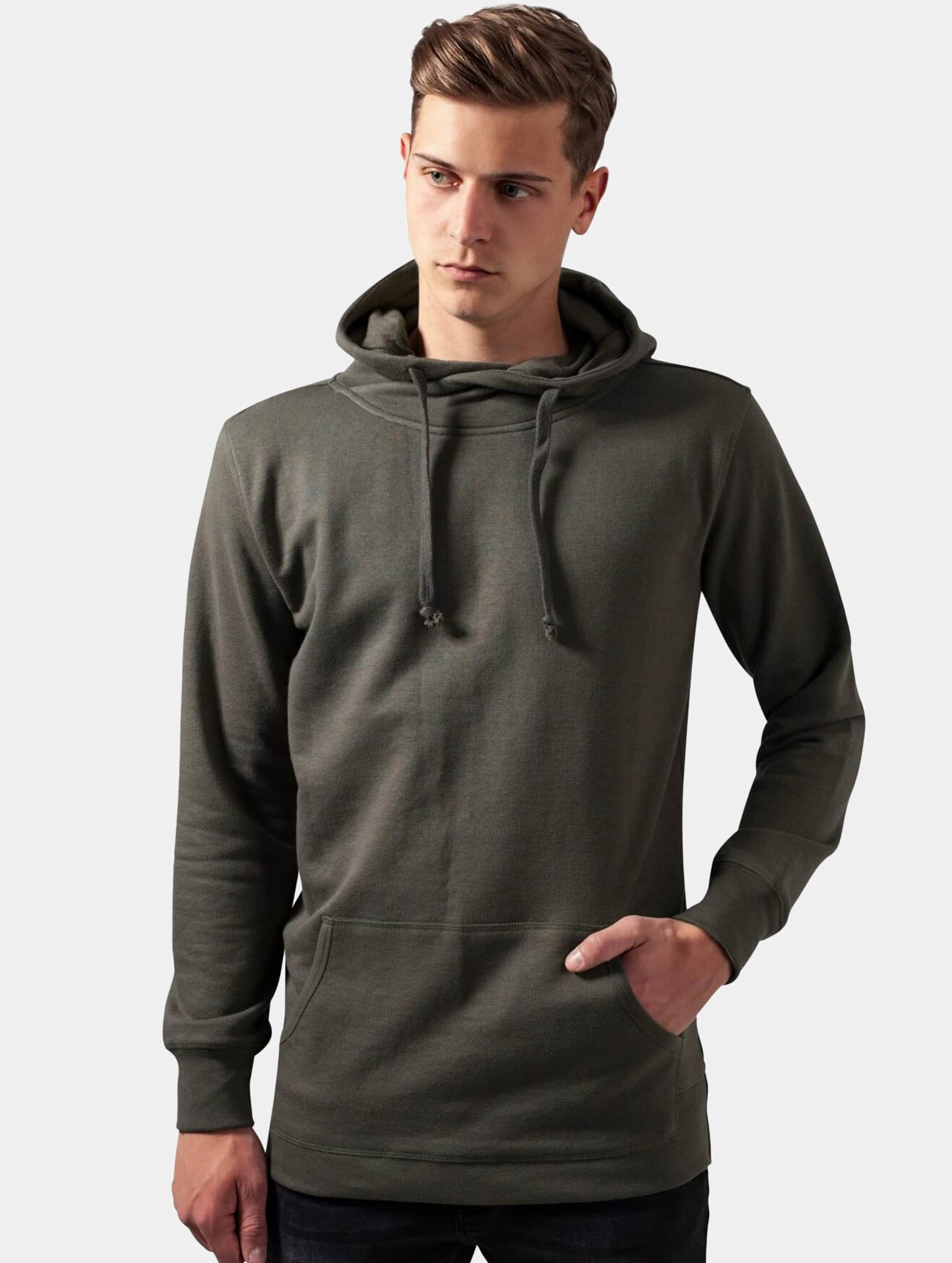 Urban Classics Hoodie Loose Terry olive