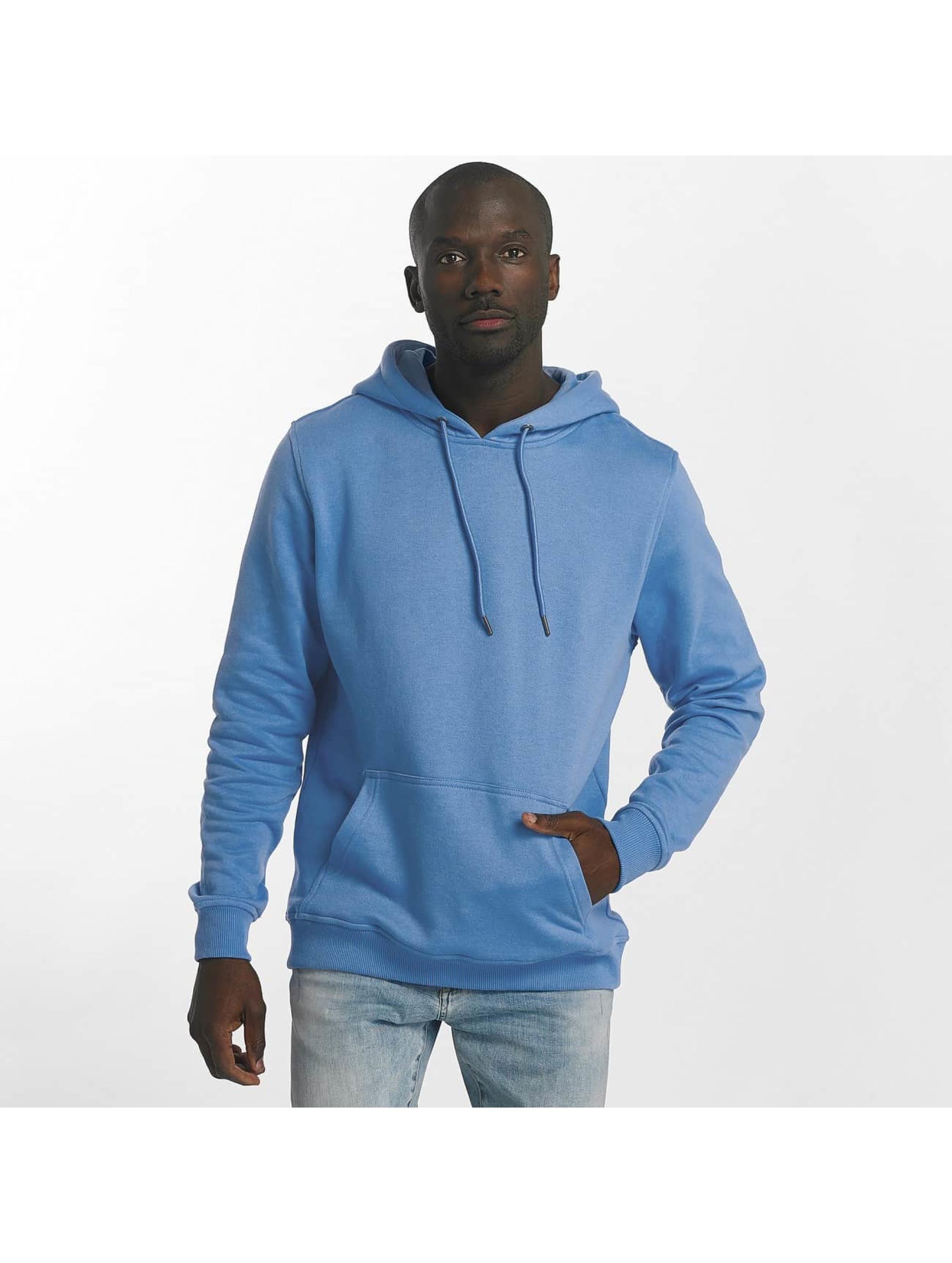 Urban Classics Hoodies Basic modrý