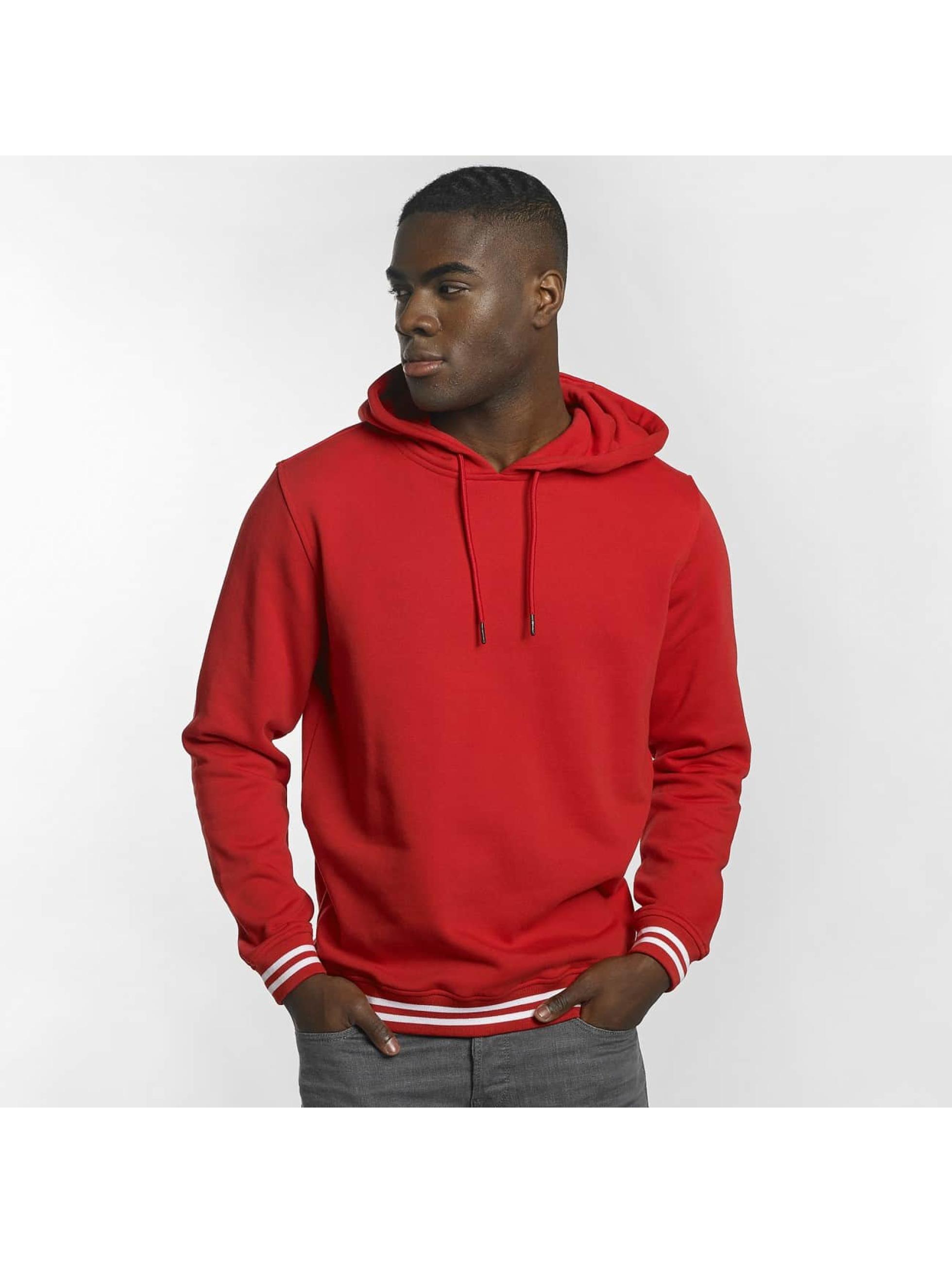Urban Classics Hoody College rood