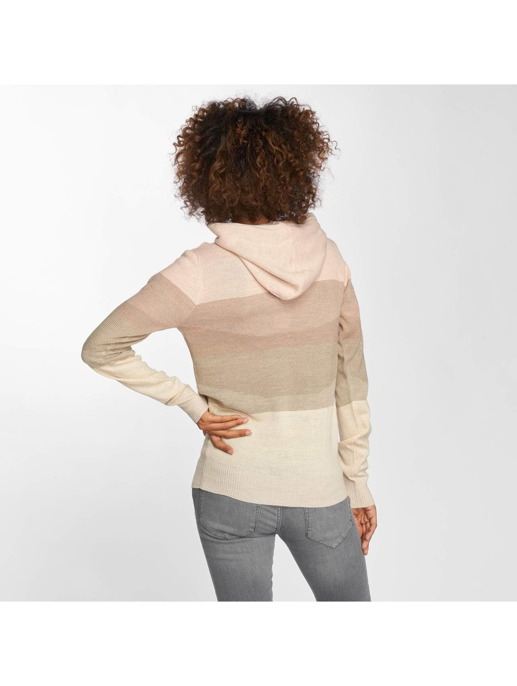 Urban Classics Hoody Multicolored High Neck rose