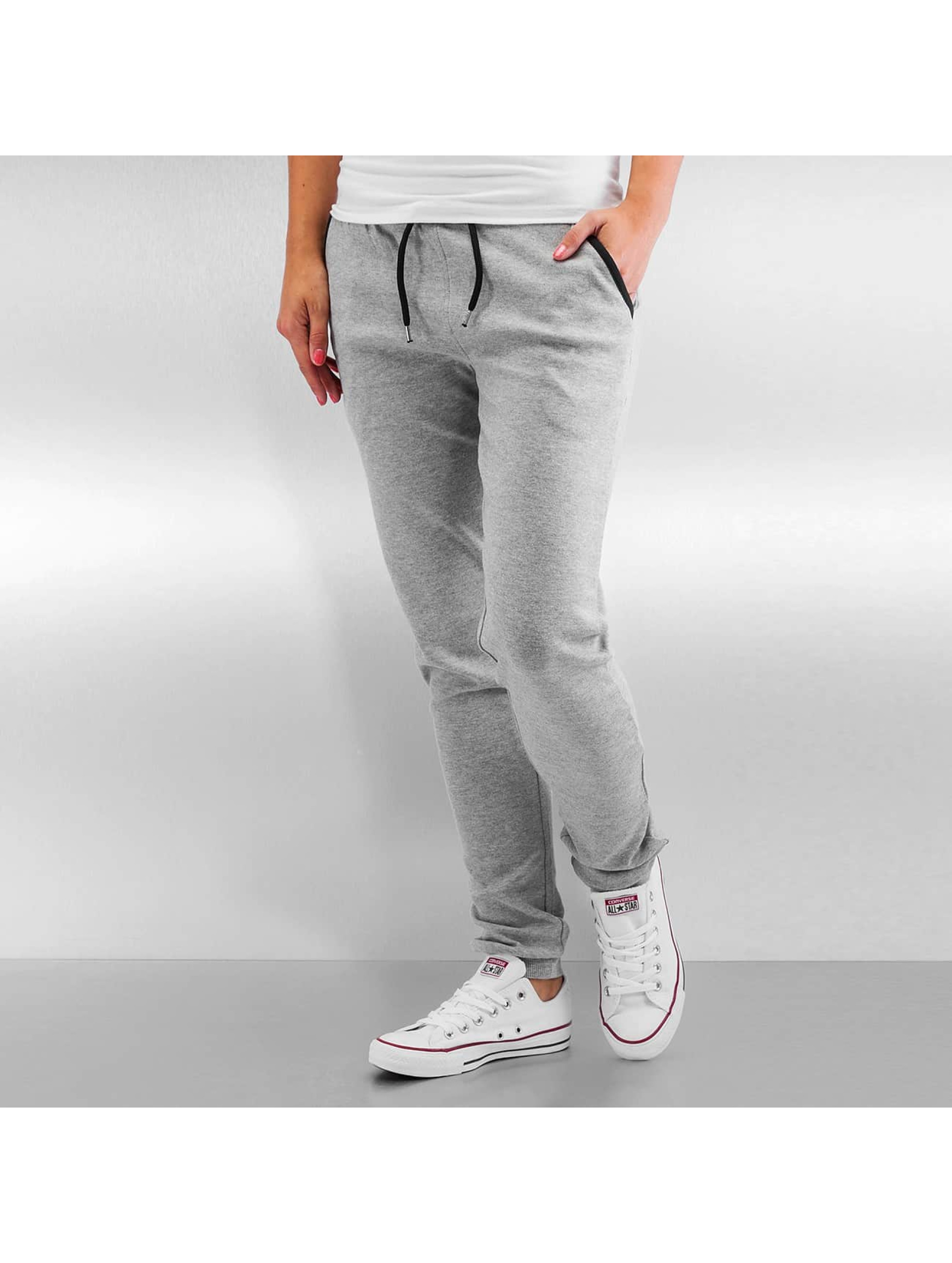 Urban Classics Joggebukser Fitted Athletic grå