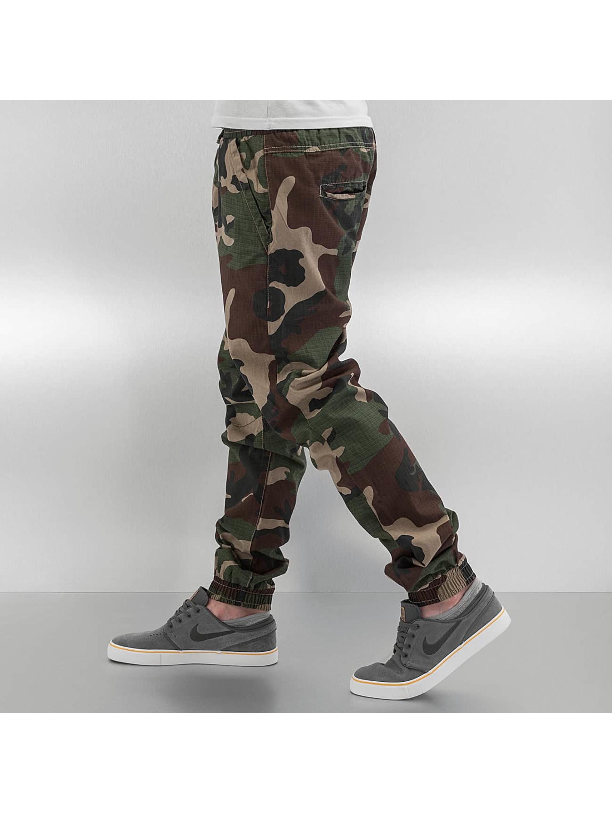 Urban Classics Jogging Camo Ripstop camouflage