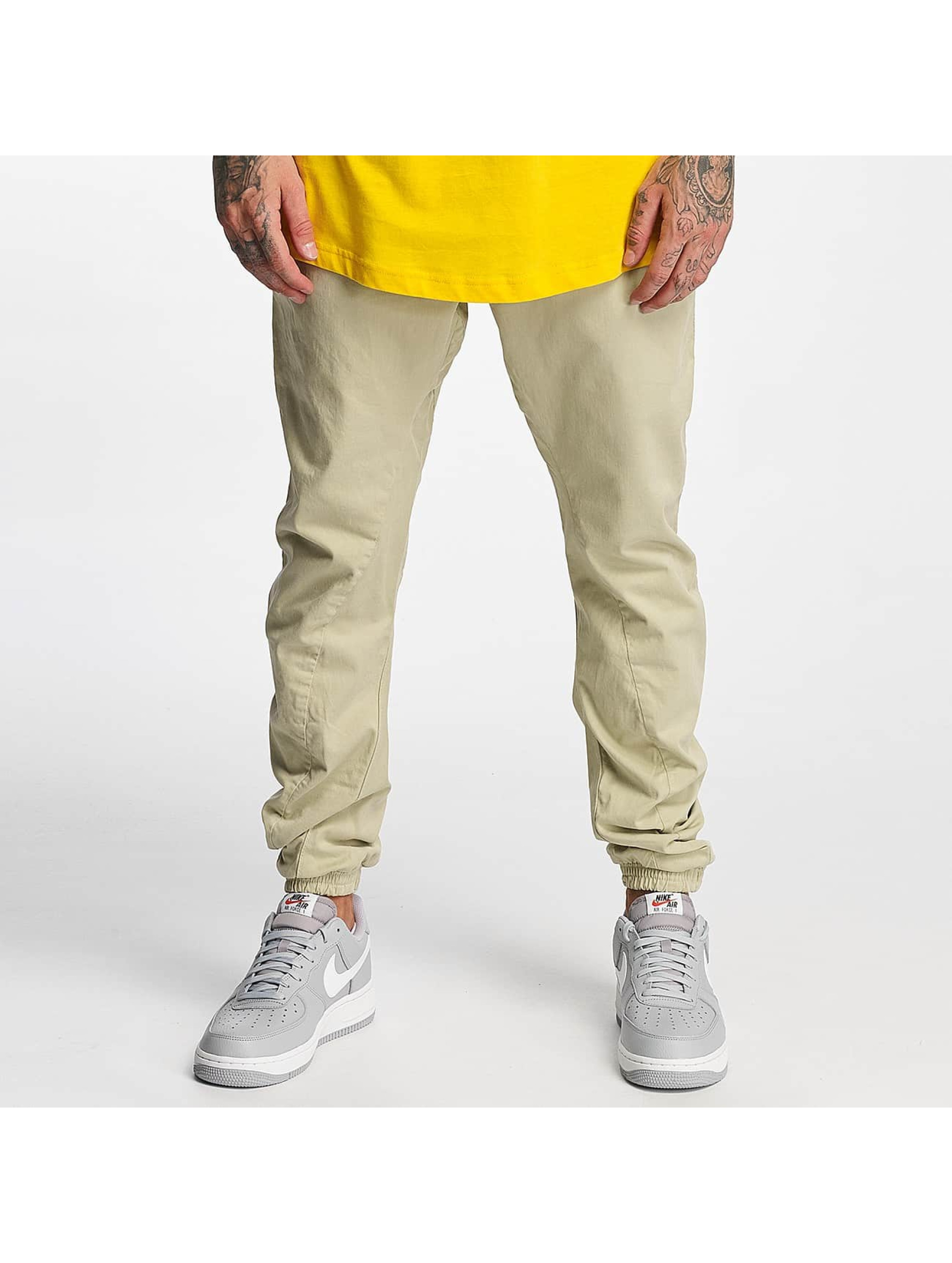 Urban Classics joggingbroek Stretch beige