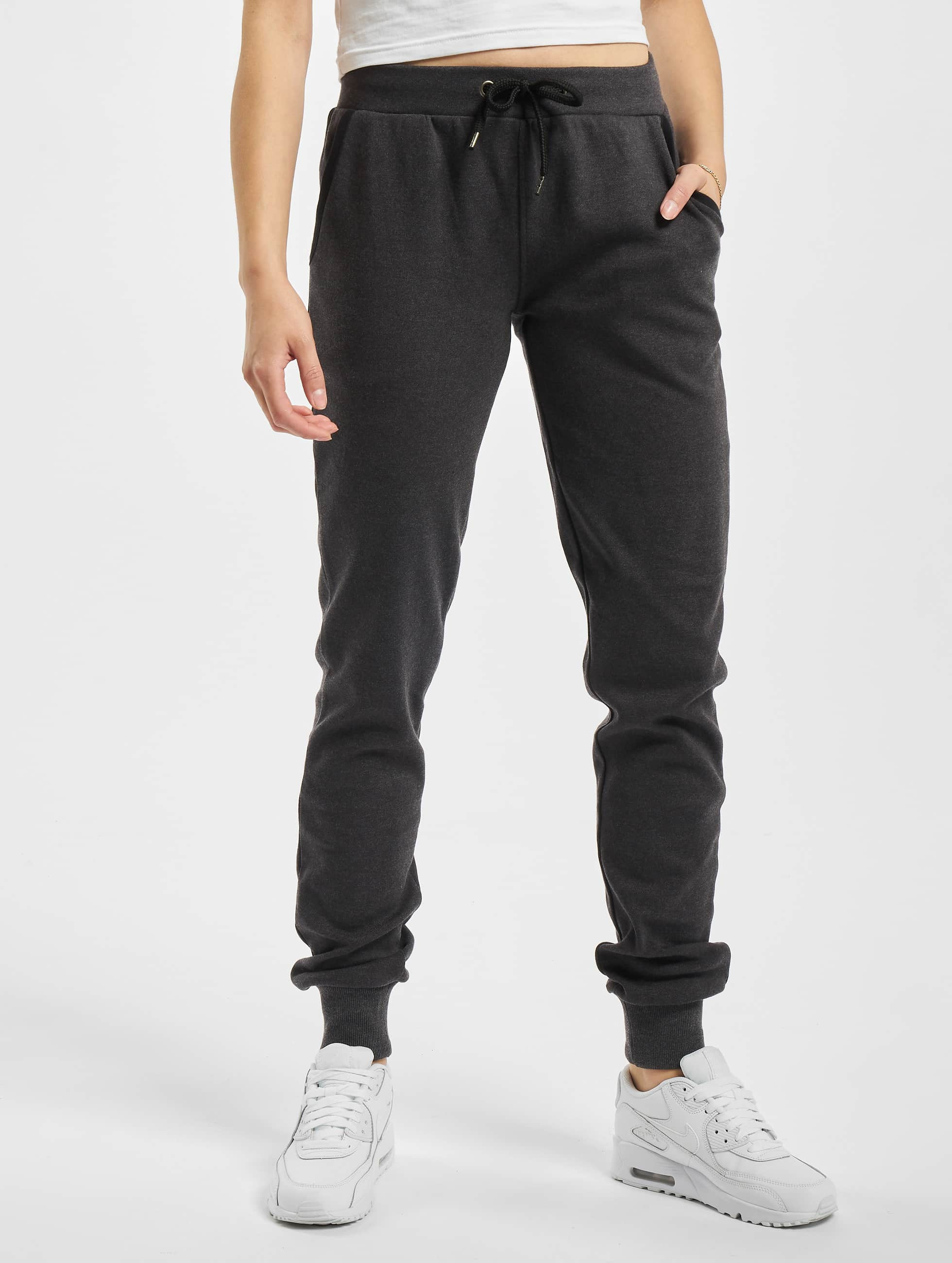 Jogginghose Fitted Athletic in grau