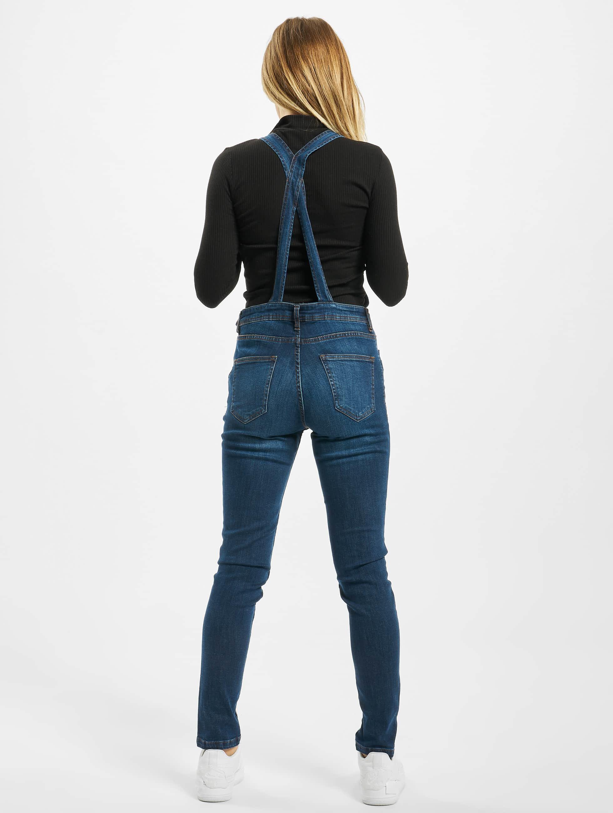 Urban Classics Jumpsuits Tiana blue