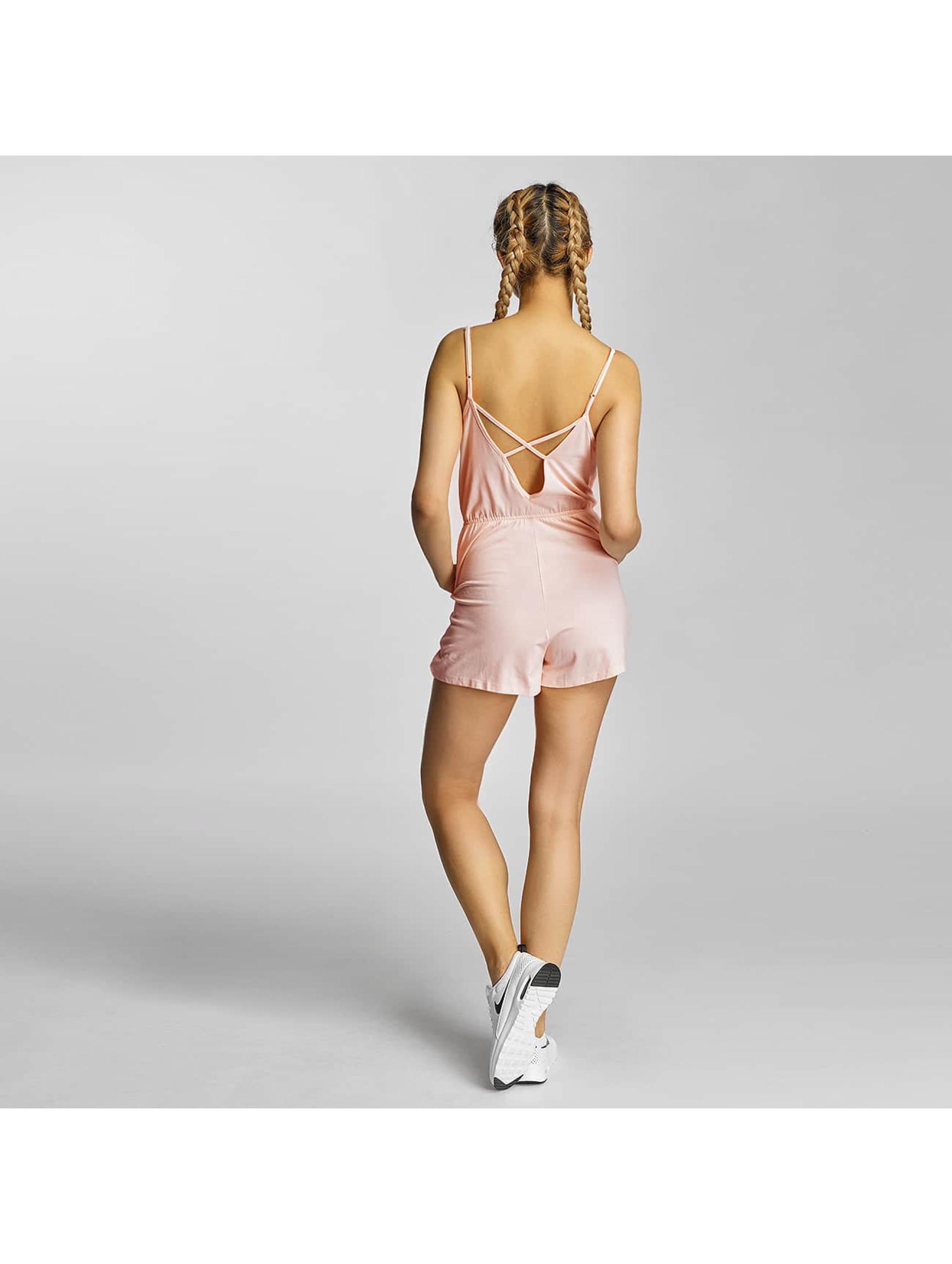 Urban Classics Jumpsuits Spaghetti rose