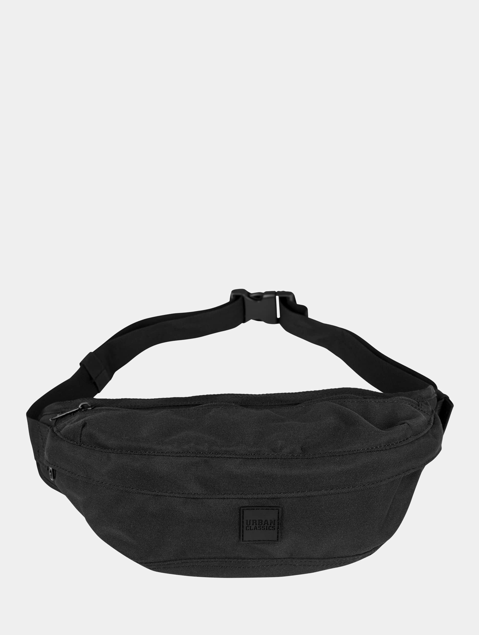Urban Classics Kabelky Shoulder Bag èierna