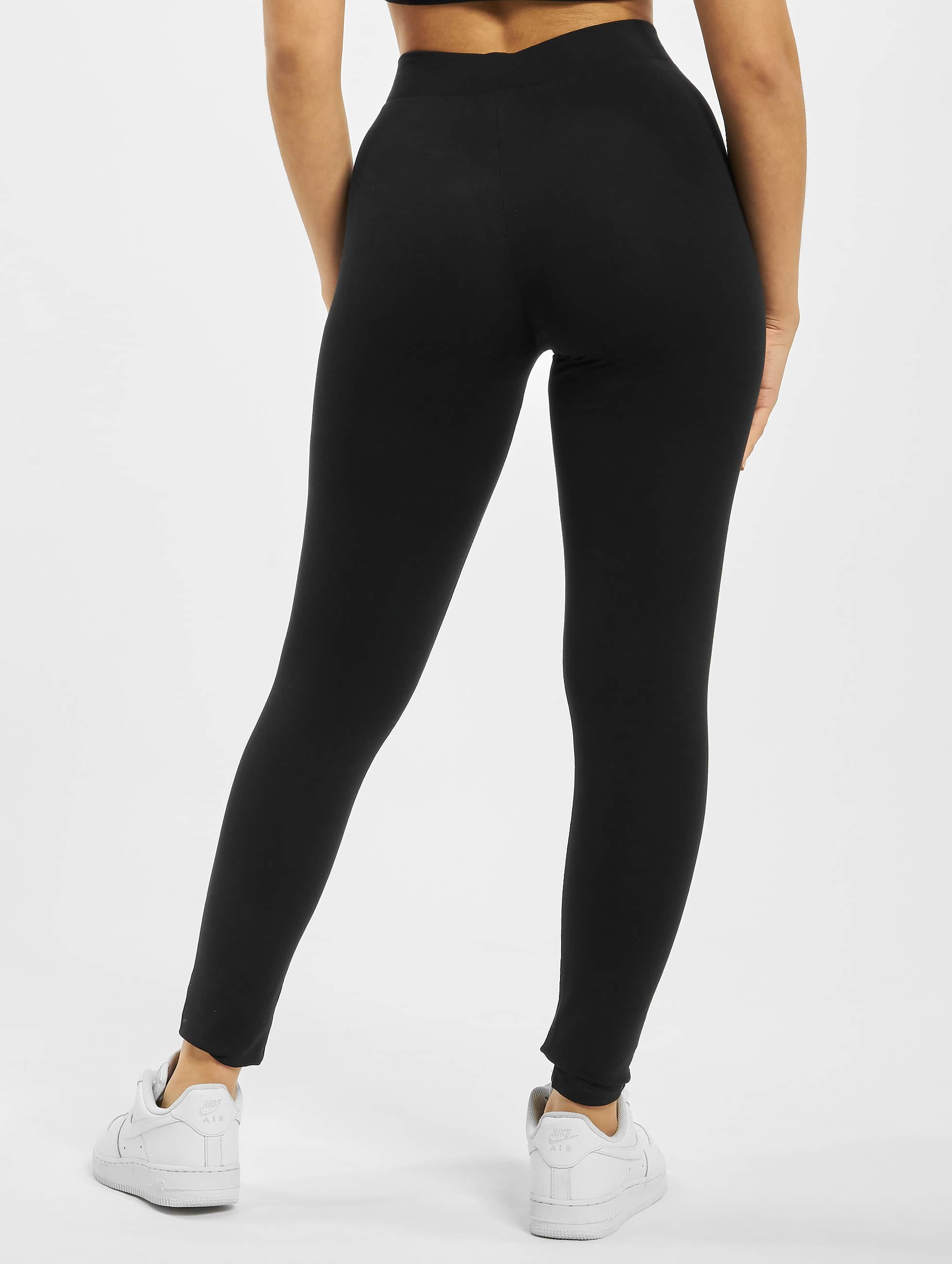 Urban Classics Legging Jersey noir