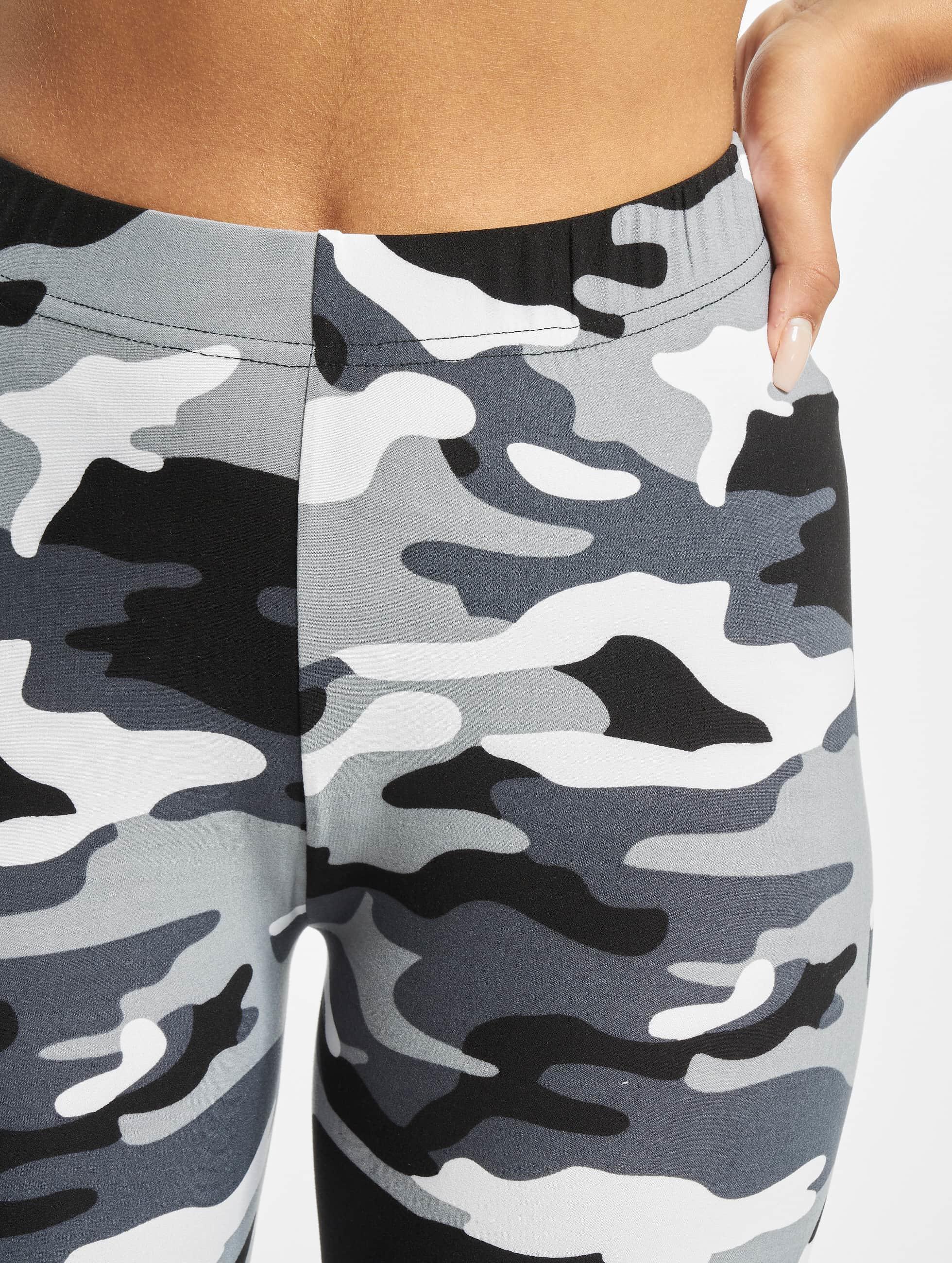 Urban Classics Legging/Tregging Ladies Camo camouflage